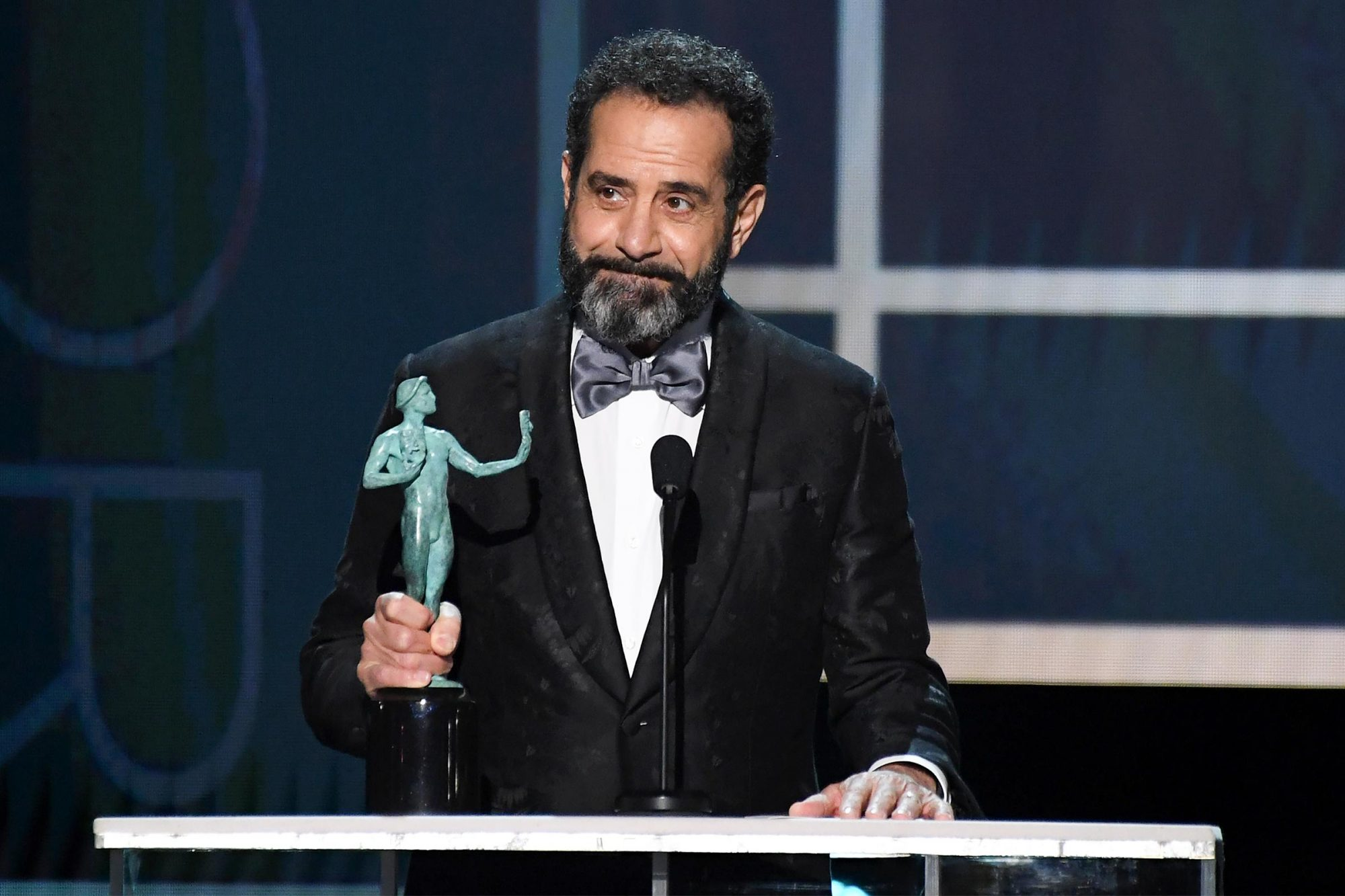 Tony Shalhoub — Best Actor in a Comedy