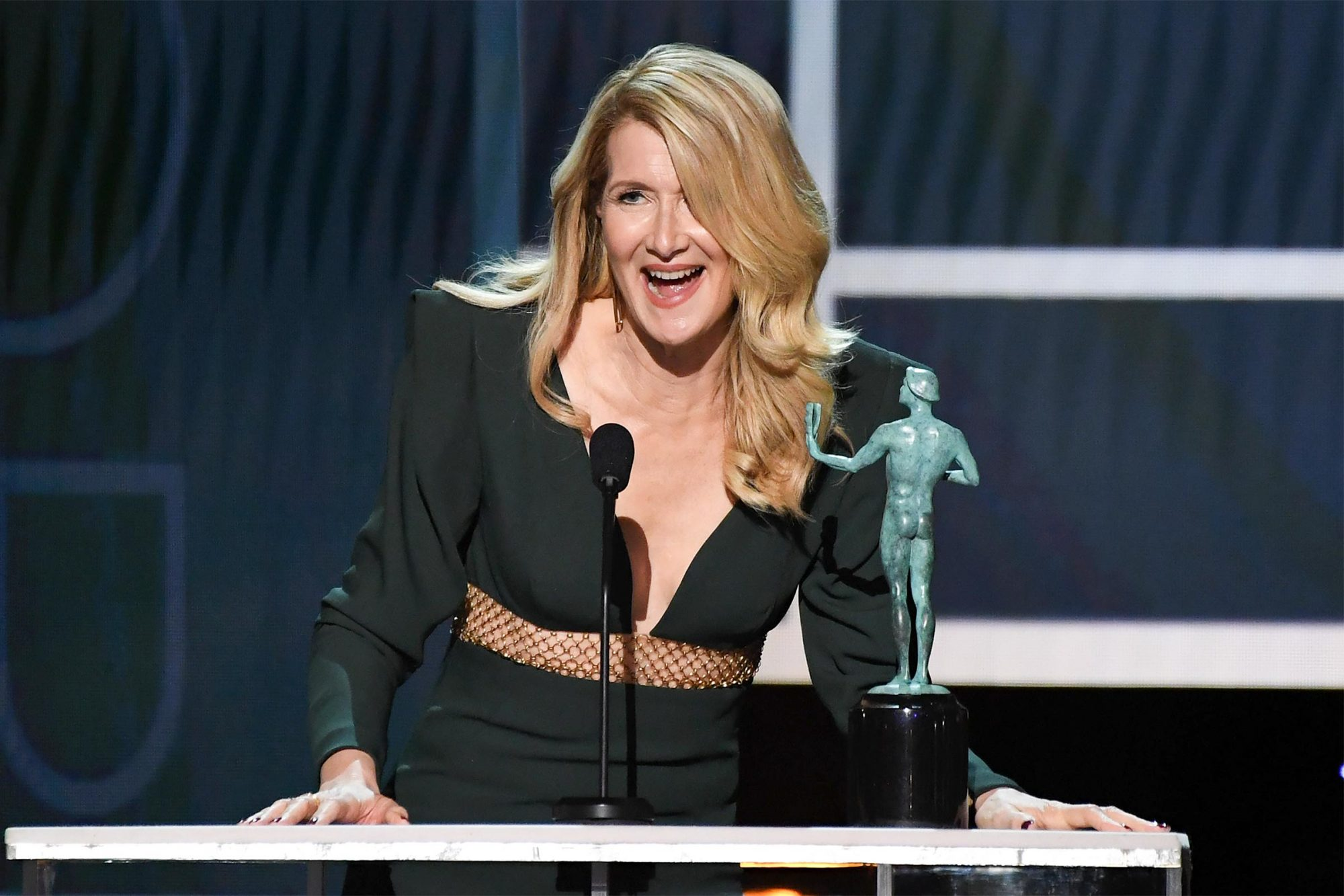 Laura Dern — Best Supporting Actress in a Motion Picture