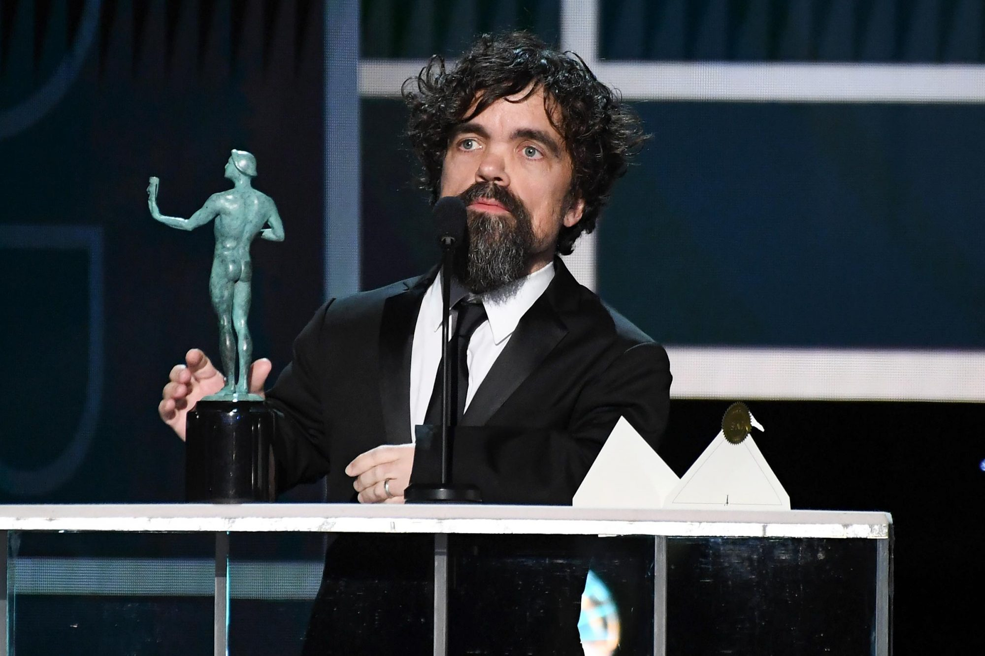 Peter Dinklage — Best Actor in a TV Drama