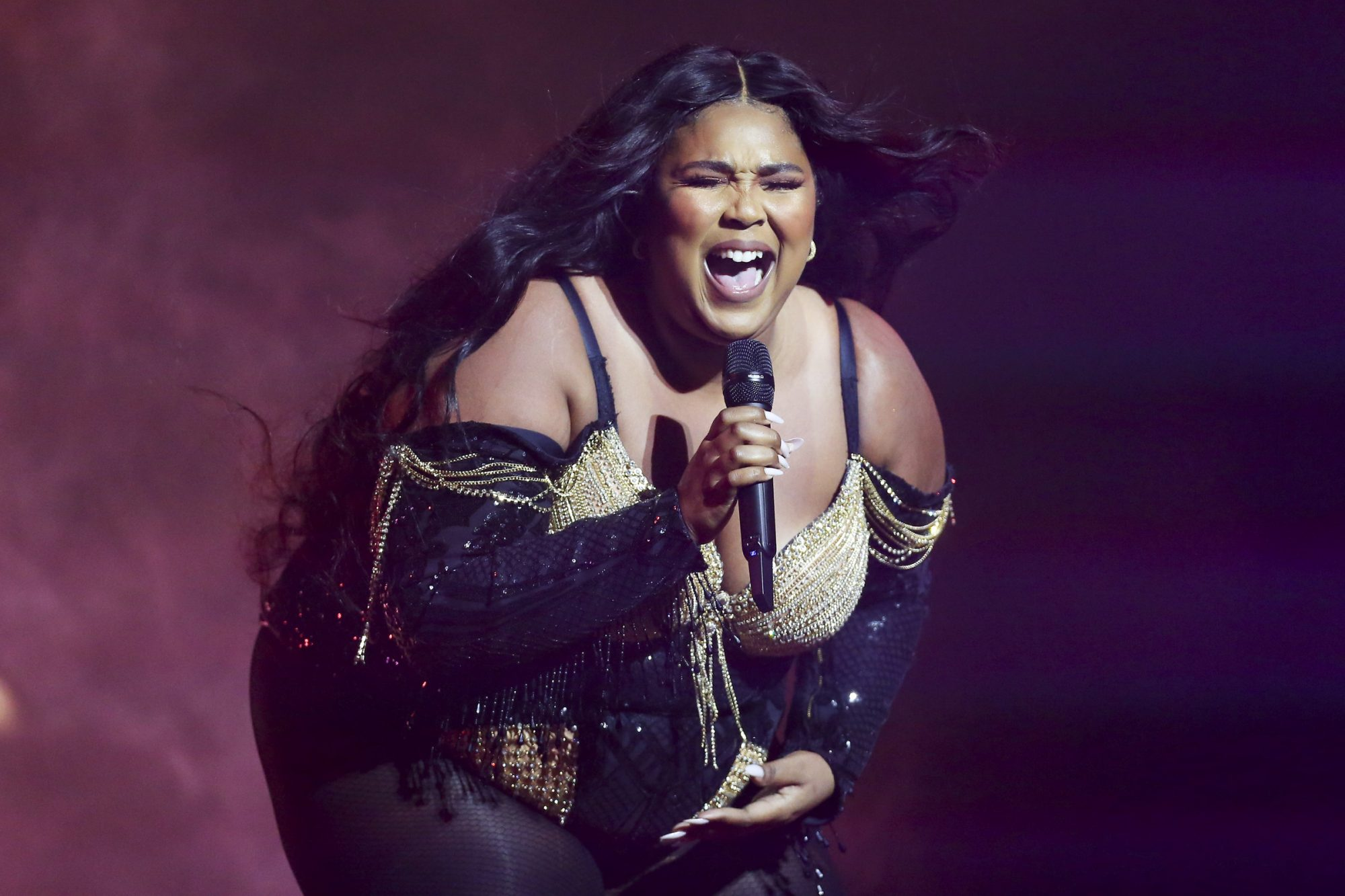 Lizzo Performs In Sydney