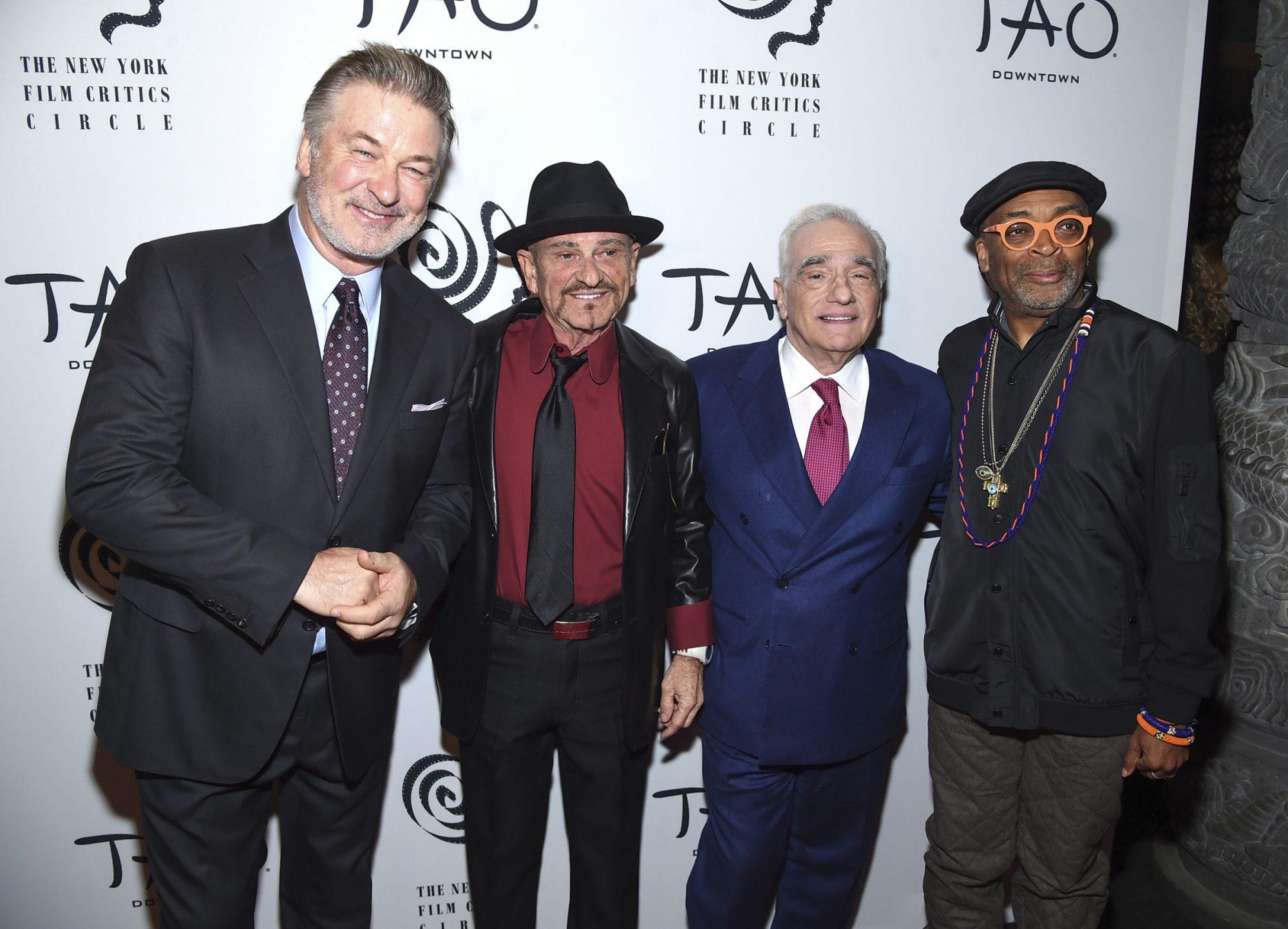 2019 New York Film Critics Circle Awards