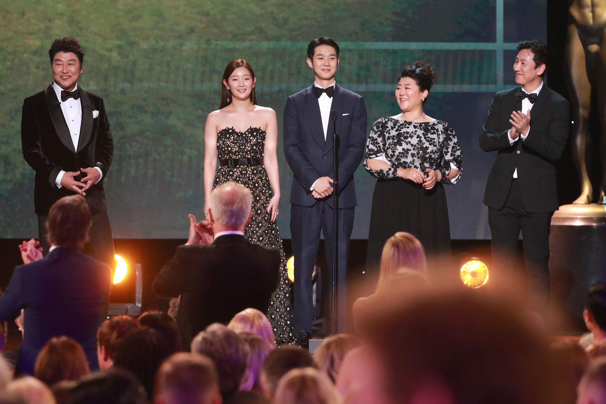 26th Annual Screen ActorsGuild Awards - Show