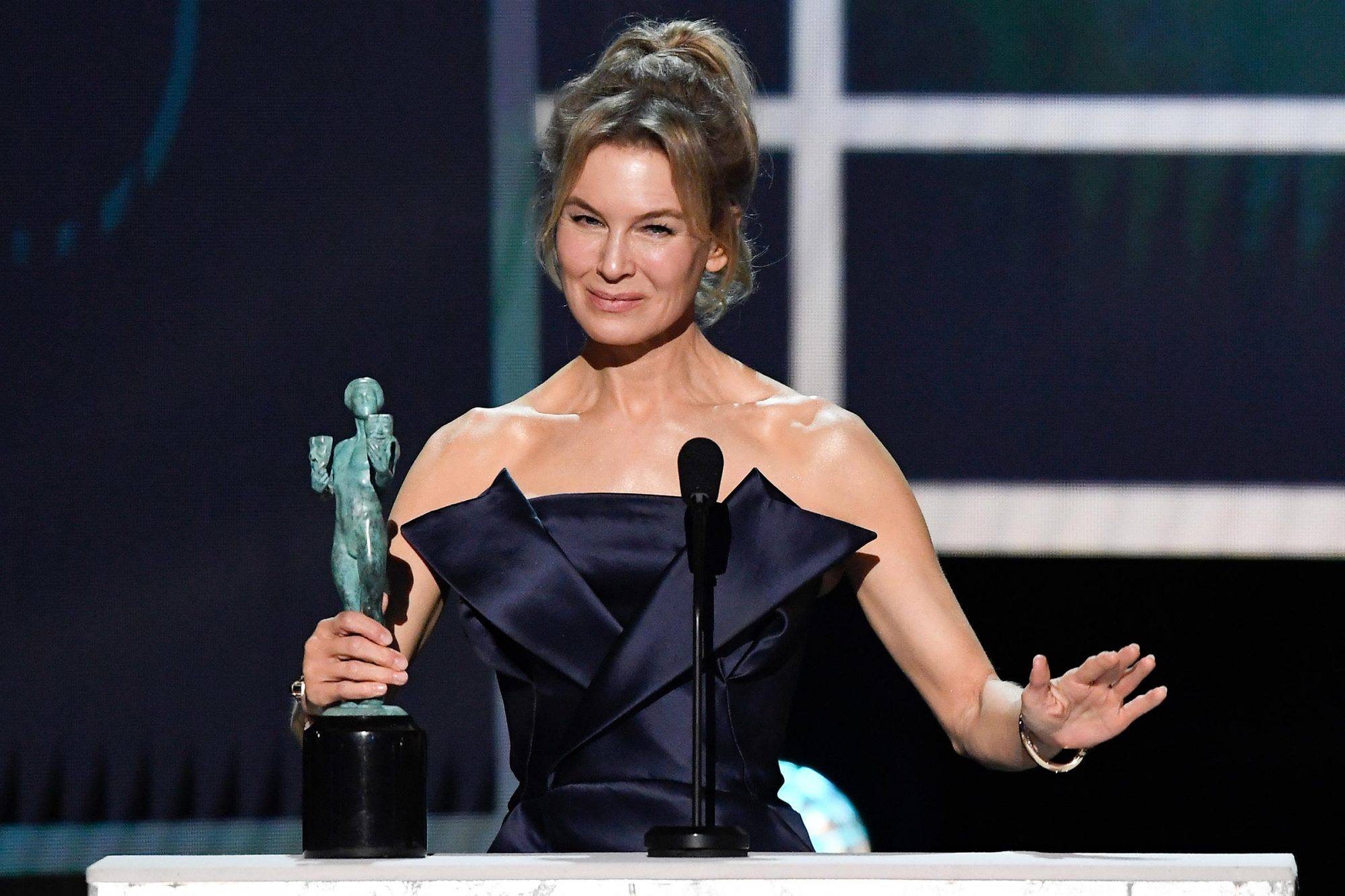 Renée Zellweger — Best Actress in a Motion Picture