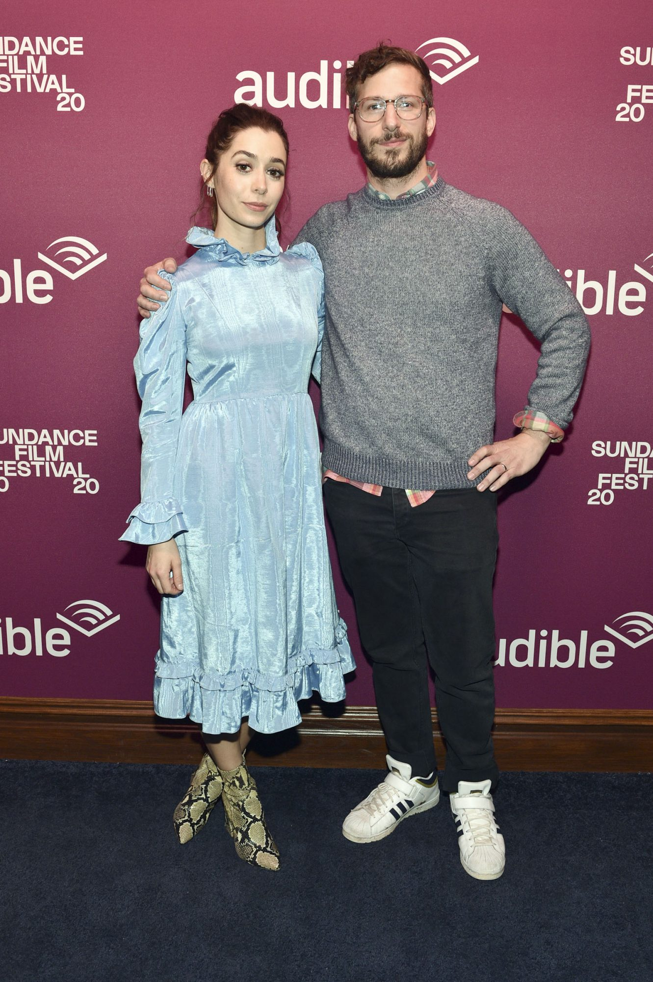 """""""Palm Springs"""" Premiere Party At The Audible Speakeasy - 2020 Sundance Film Festival"""