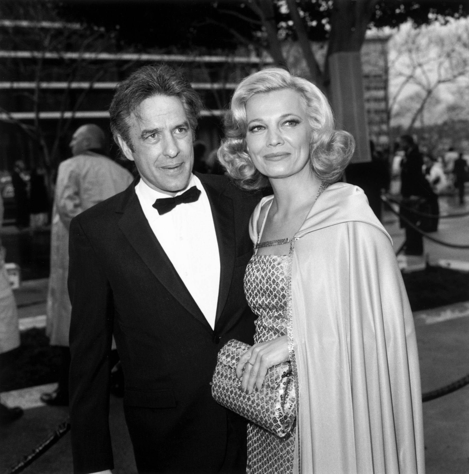 1975: John Cassavetes and Gena Rowlands