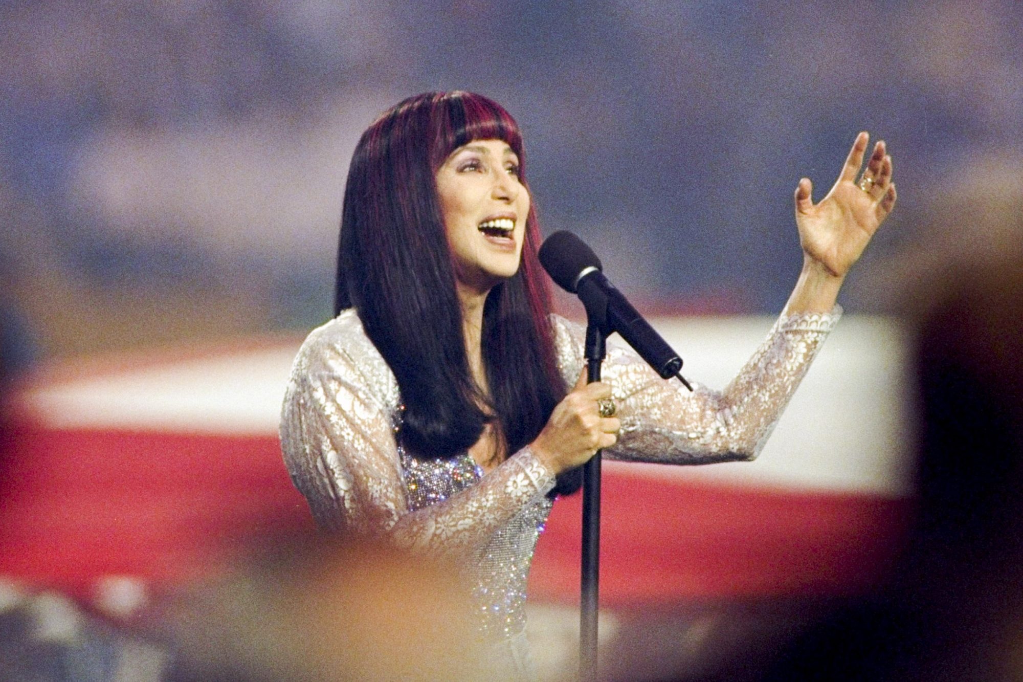 Cher, Super Bowl XXXIII (1999)
