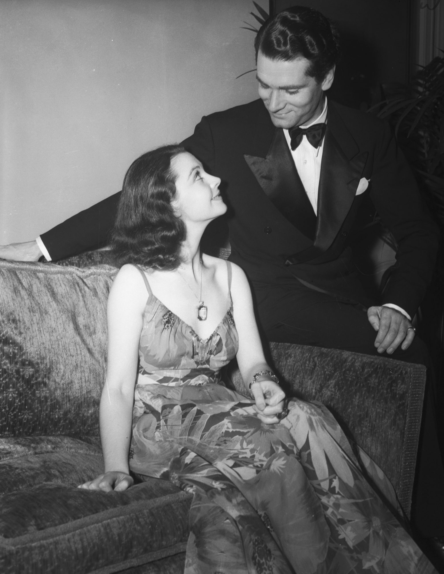 1940: Laurence Olivier and Vivien Leigh