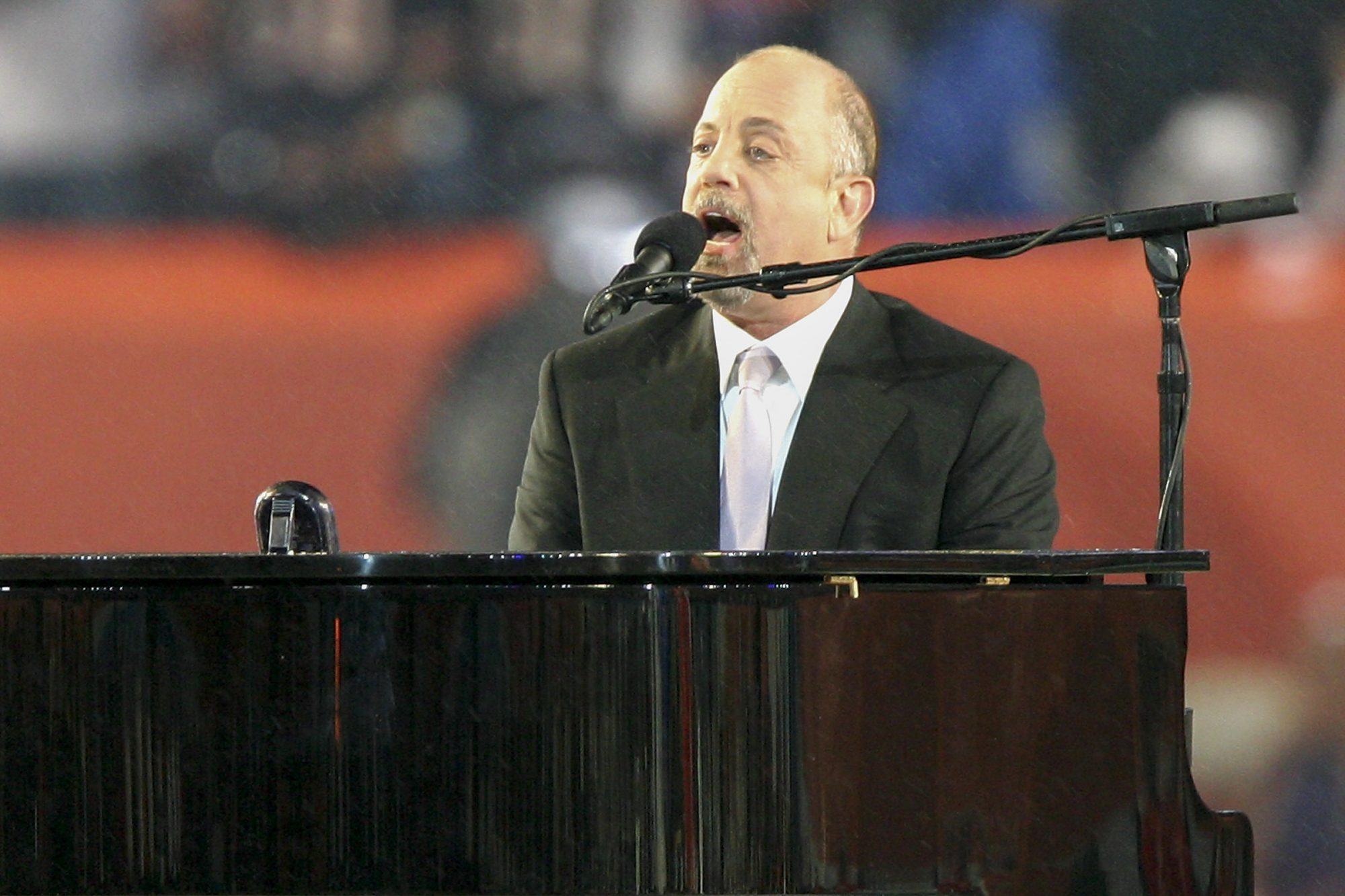 Super Bowl XLI: National Anthem