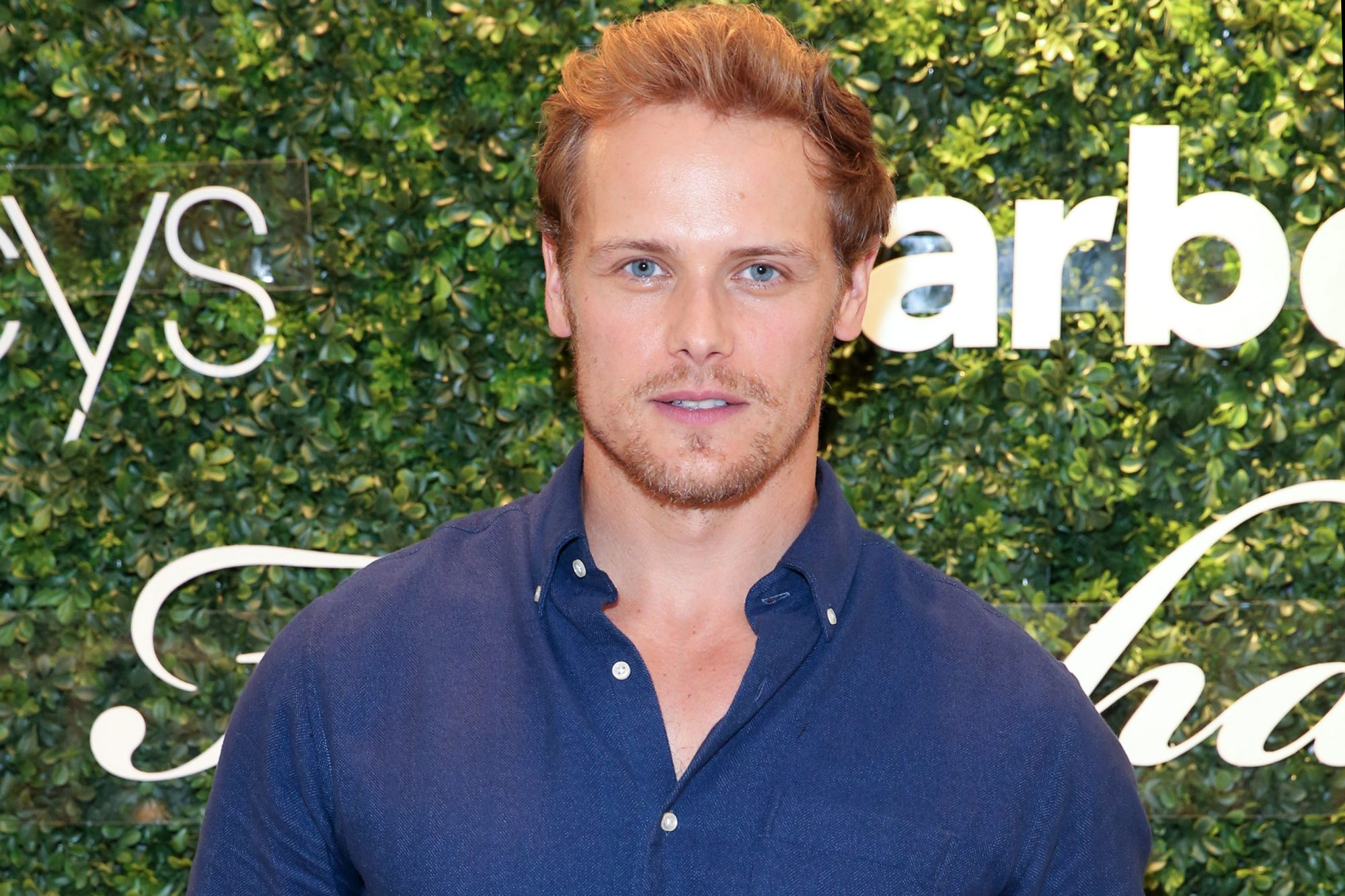 Sam Heughan's Signature Collection Launch