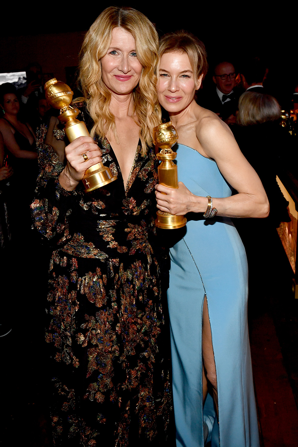 Laura Dern and Renee Zellweger