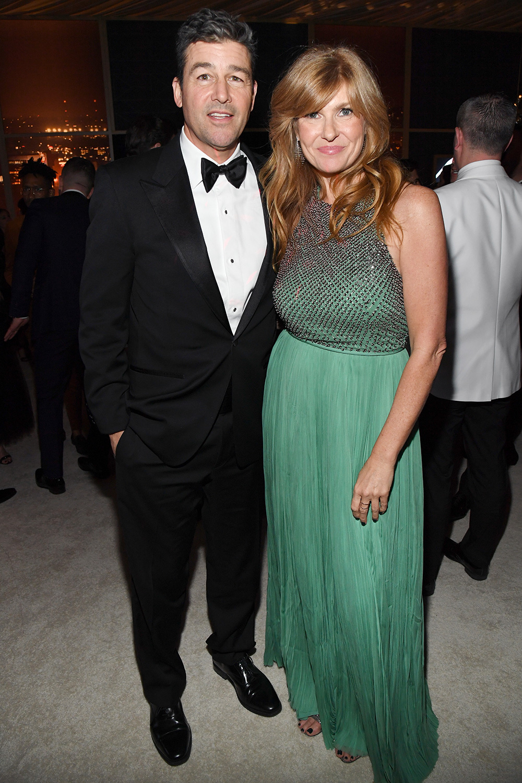 Kyle Chandler and Connie Britton