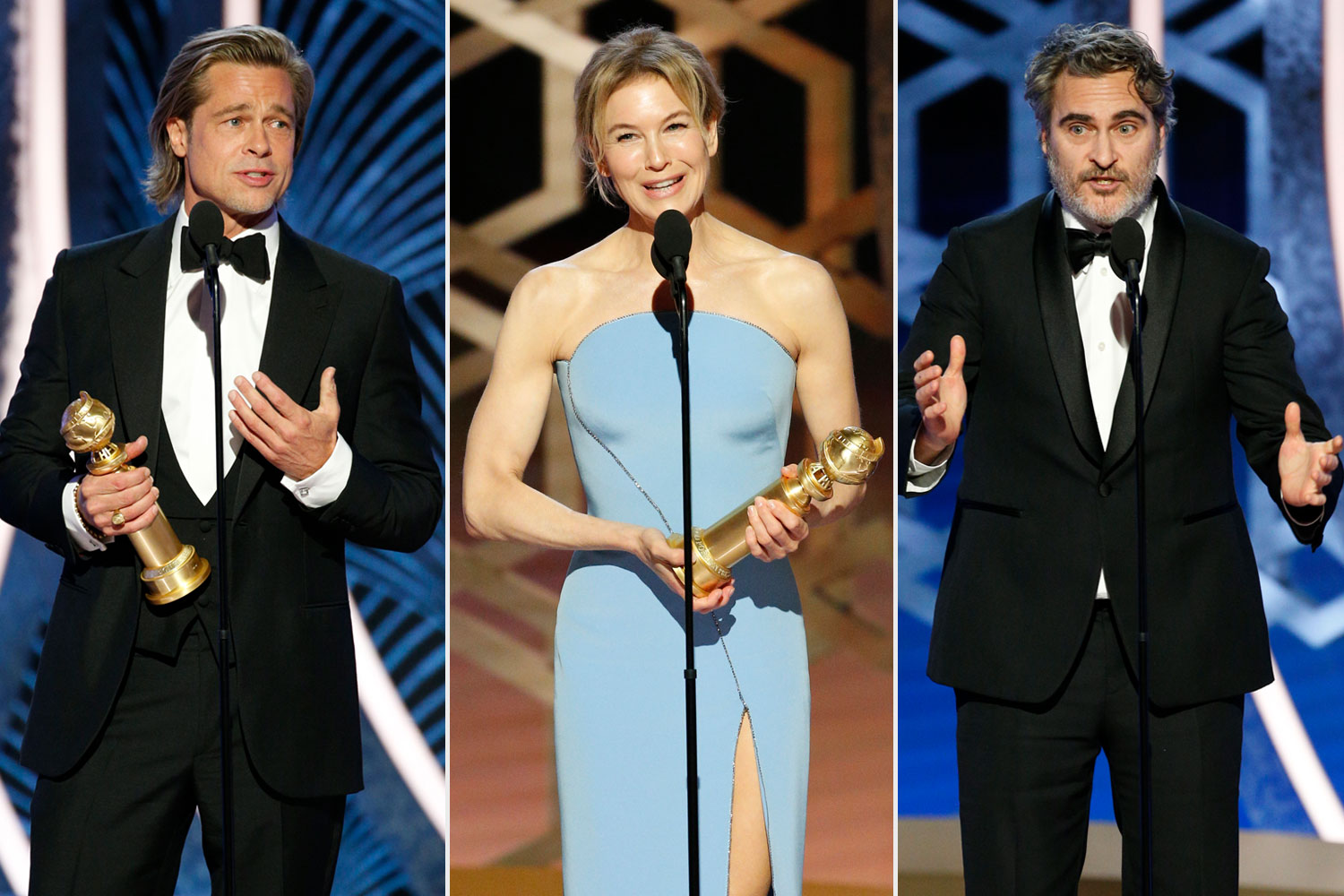 Golden Globe Winners