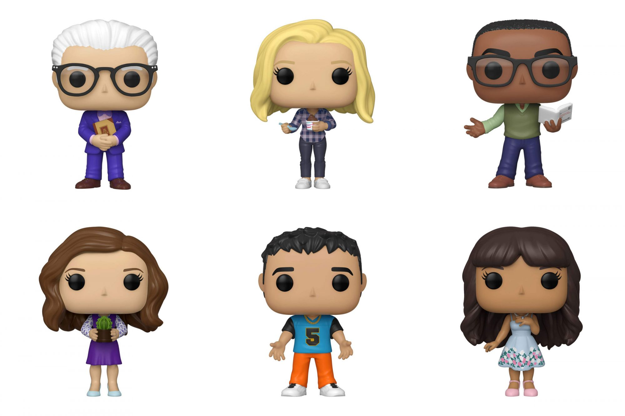 The Good Place Funko Pops