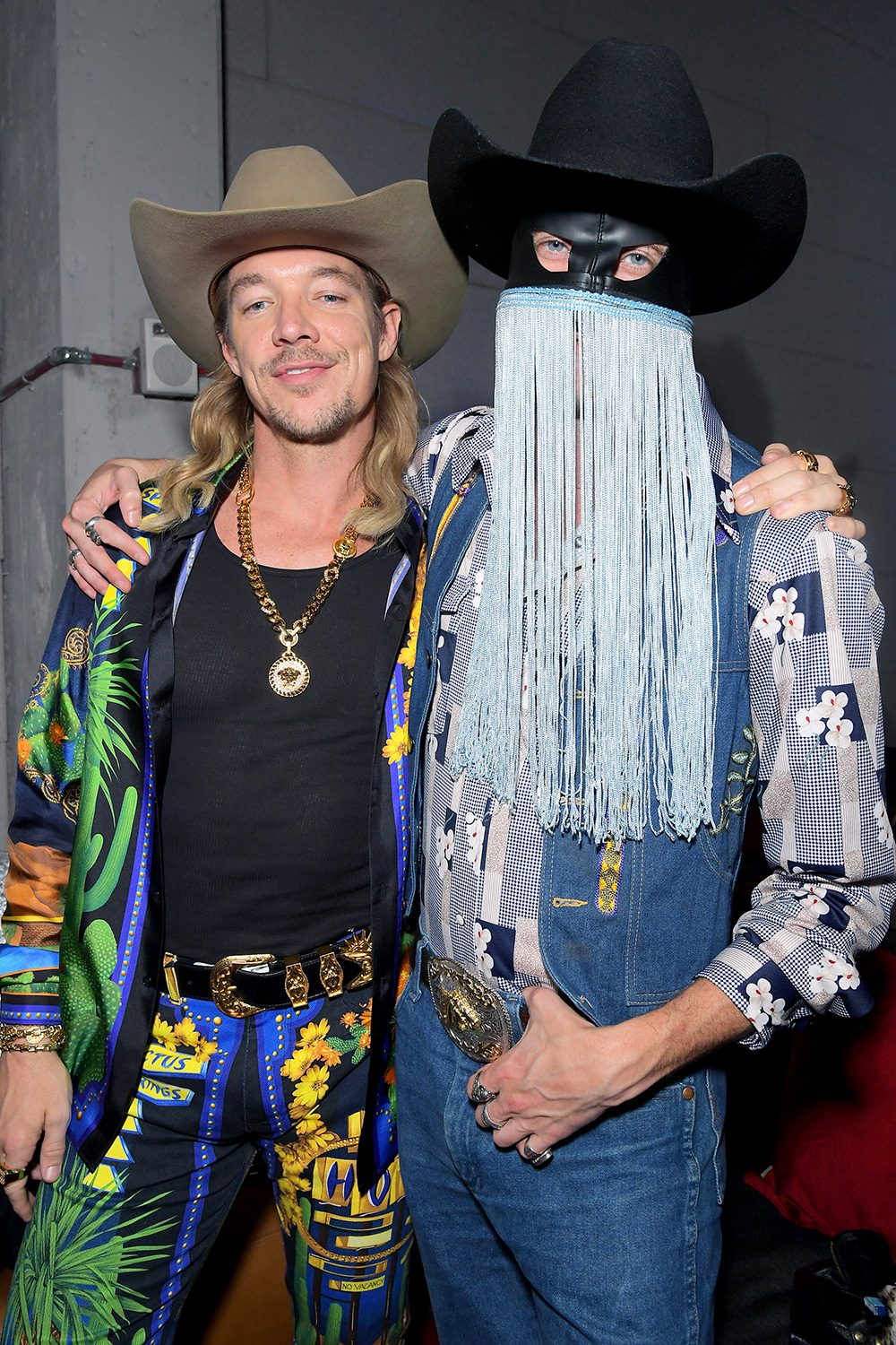Diplo and Orville Peck