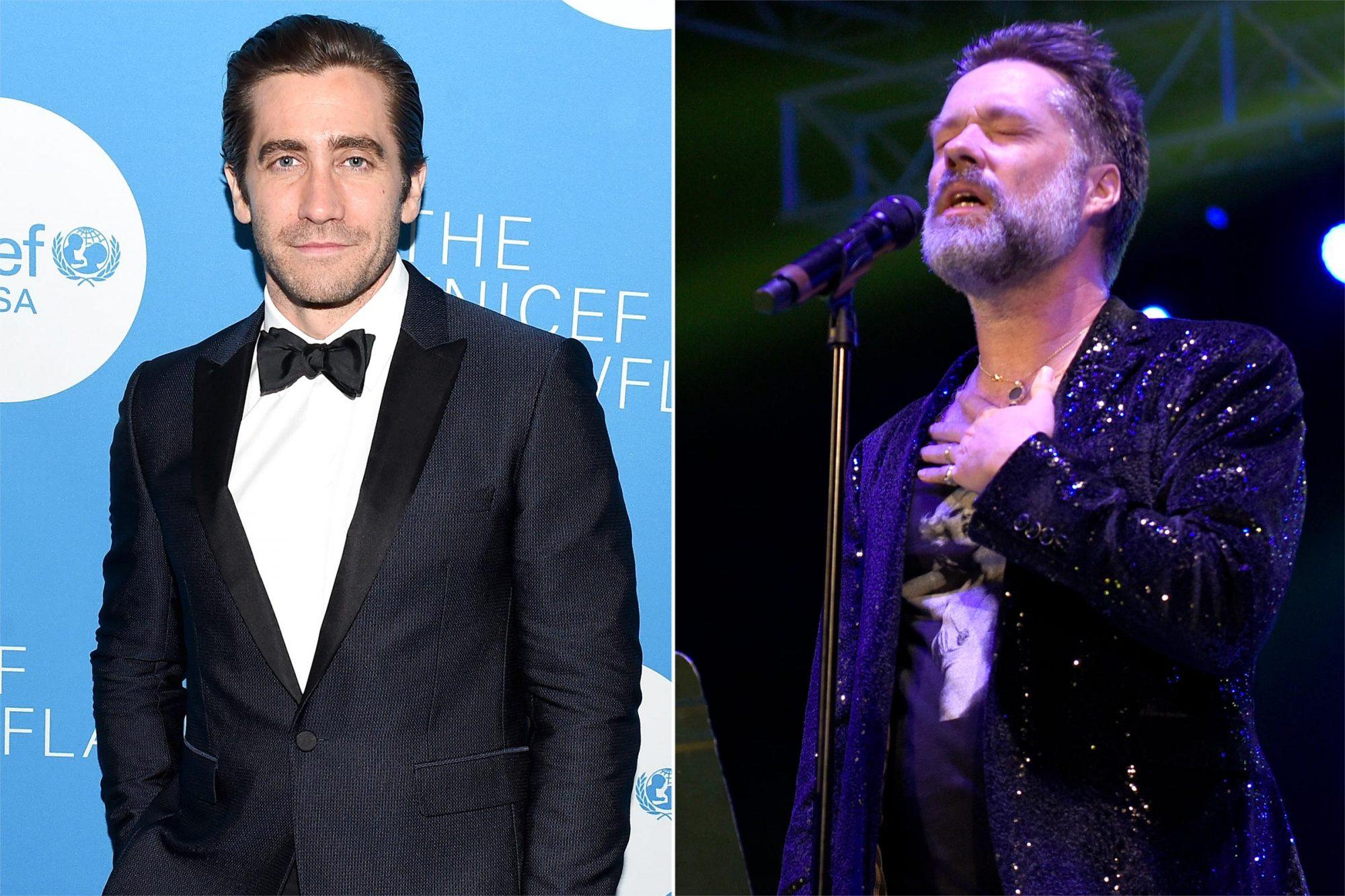 Jake Gyllenhaal / Rufus Wainwright
