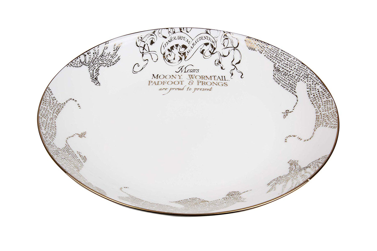 Harry Potter Marauder's Map Porcelain