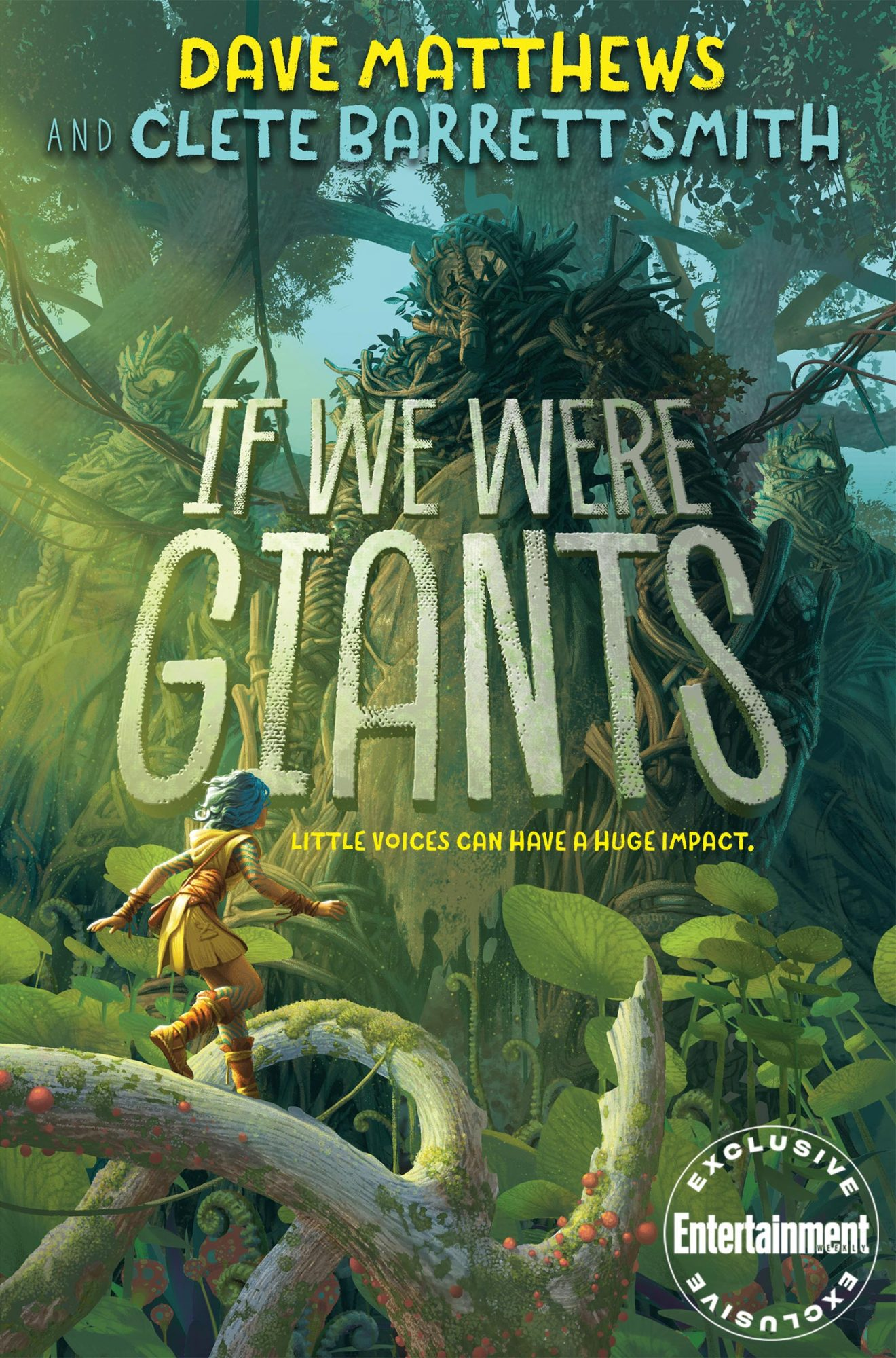 IF WE WERE GIANTS