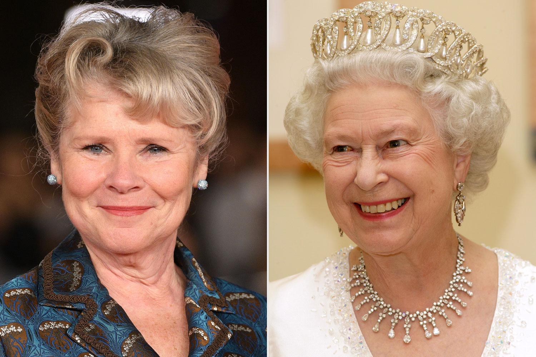 Imelda Staunton; Queen Elizabeth II