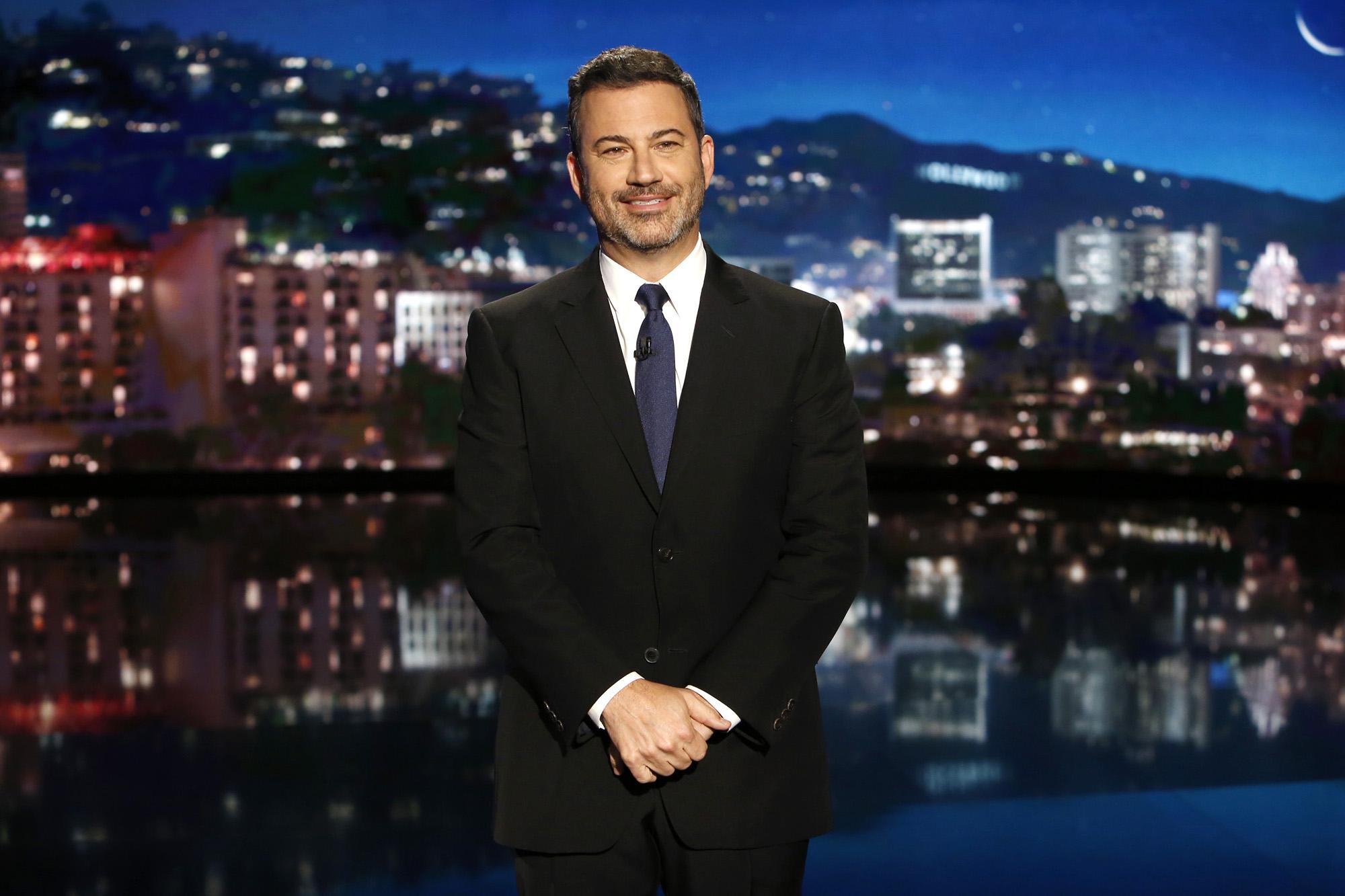 """""""Jimmy Kimmel Live!"""