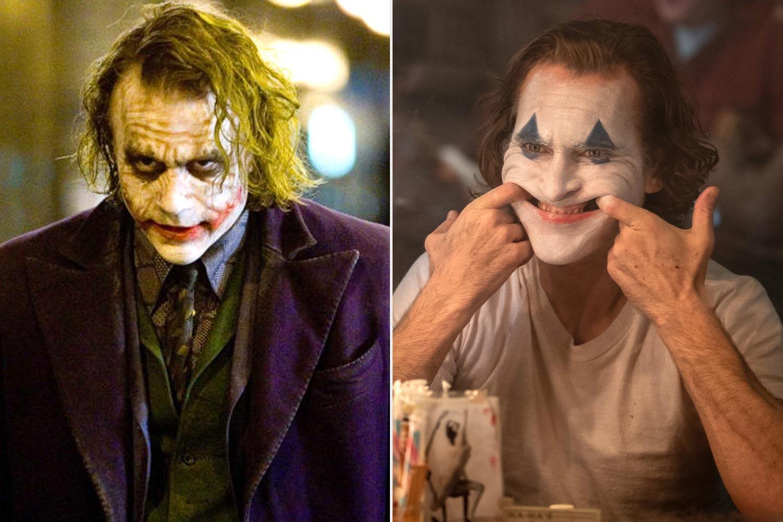 The Dark Knight; Joker