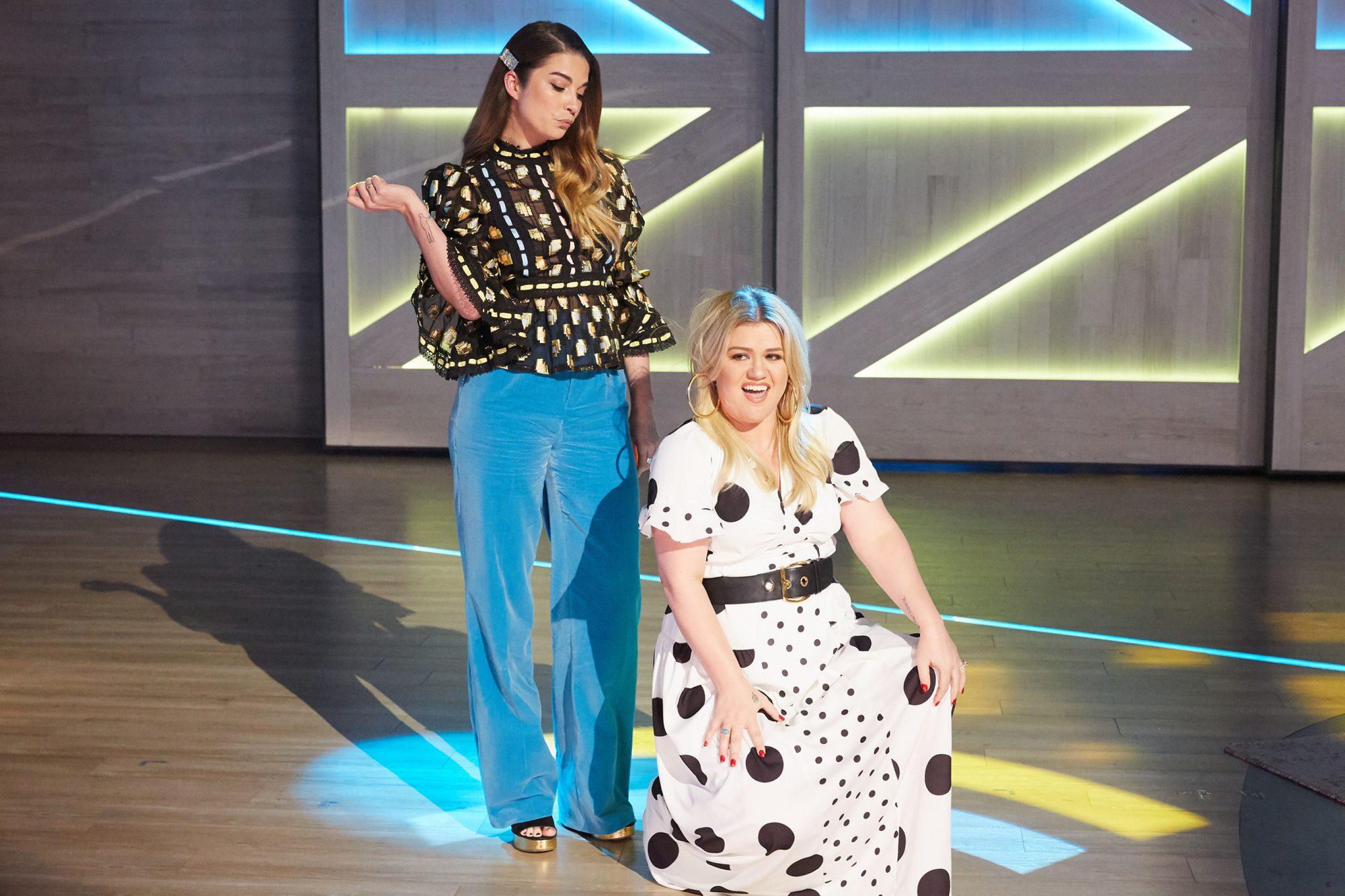 Annie Murphy, Kelly Clarkson