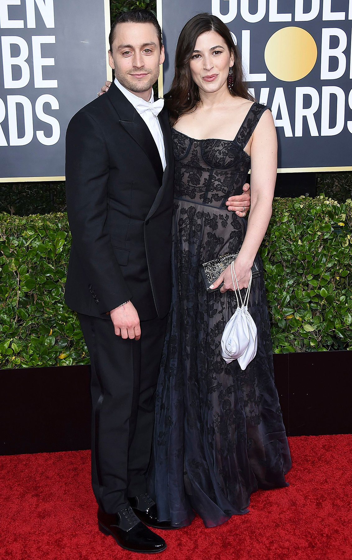 77th Annual Golden Globe Awards - Arrivals, Beverly Hills, USA - 05 Jan 2020