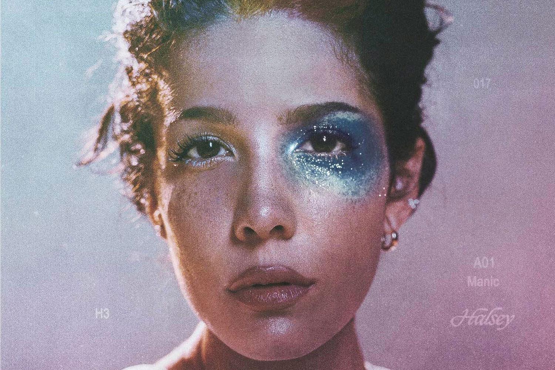 'Manic' album coverHalsey (Artist)CR: Capitol