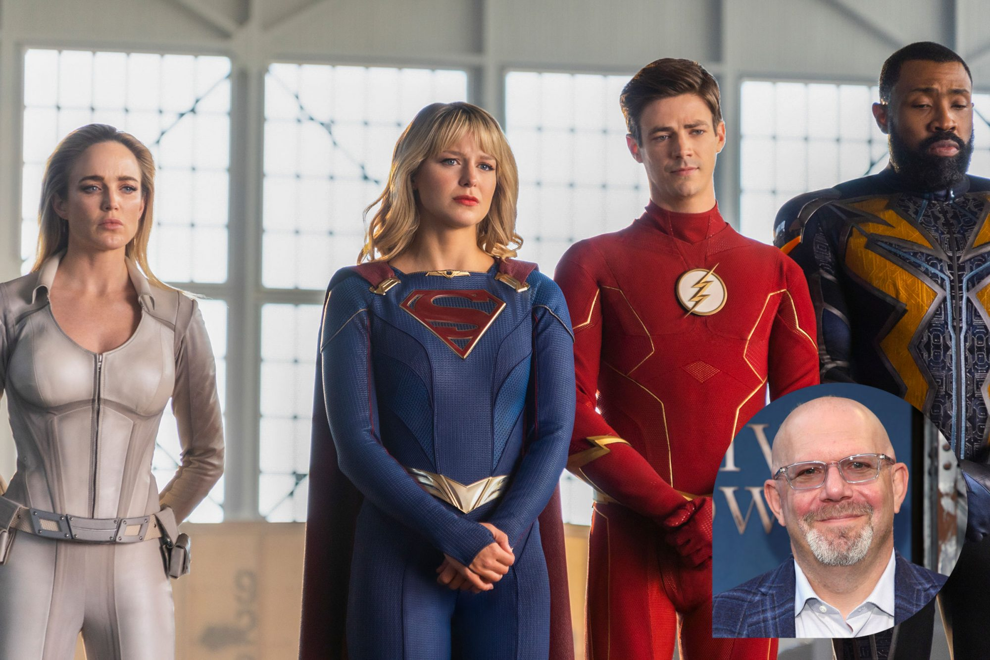Legends of Tomorrow; Marc Guggenheim