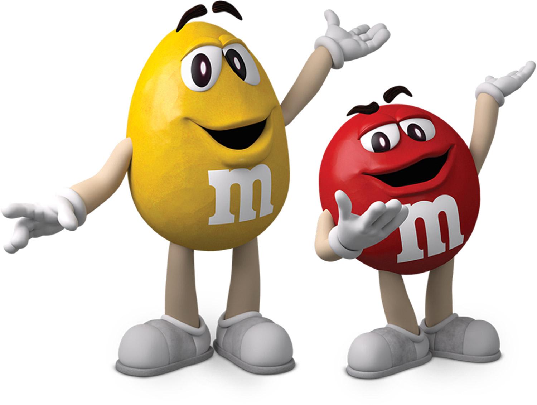 Talking M&Ms