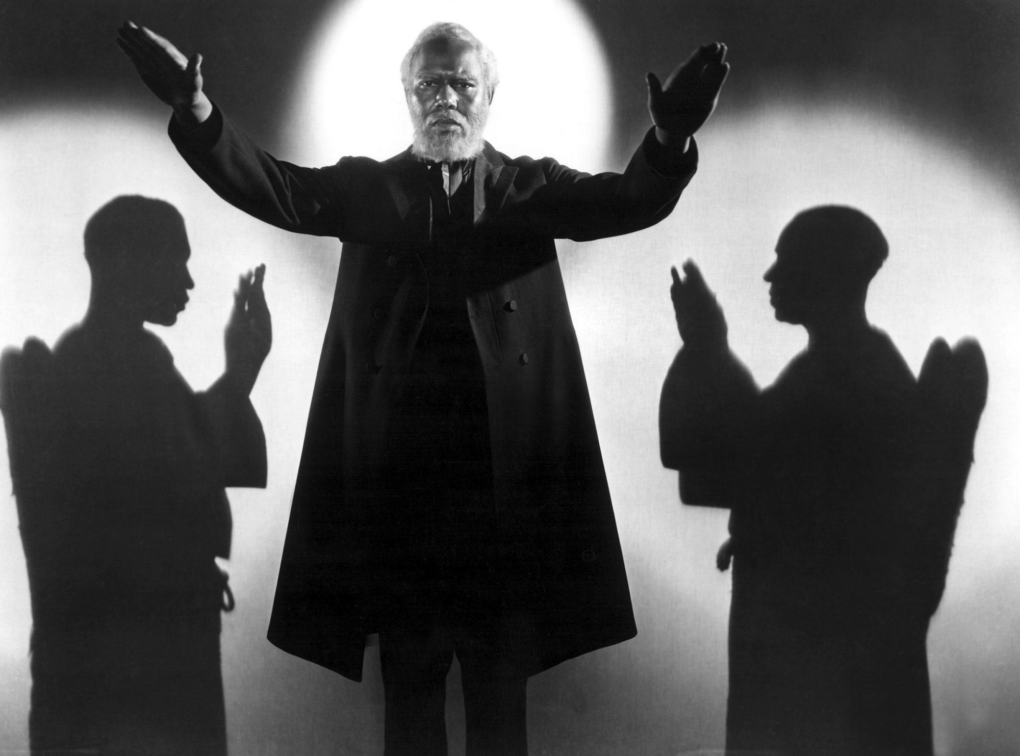 THE GREEN PASTURES, Rex Ingram, 1936