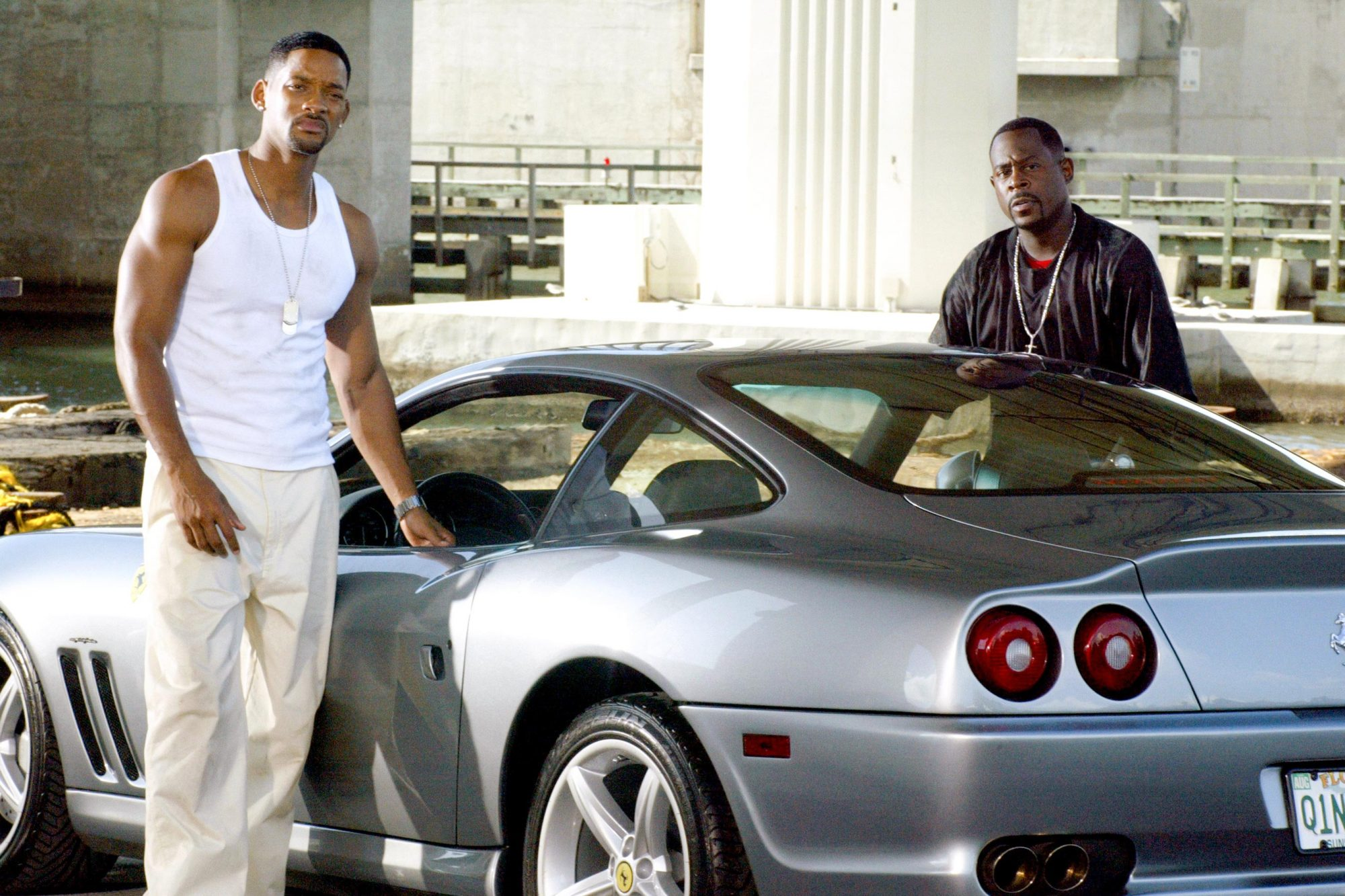 BAD BOYS 2, Will Smith, Martin Lawrence, 2003, (c) Columbia/courtesy Everett Collection