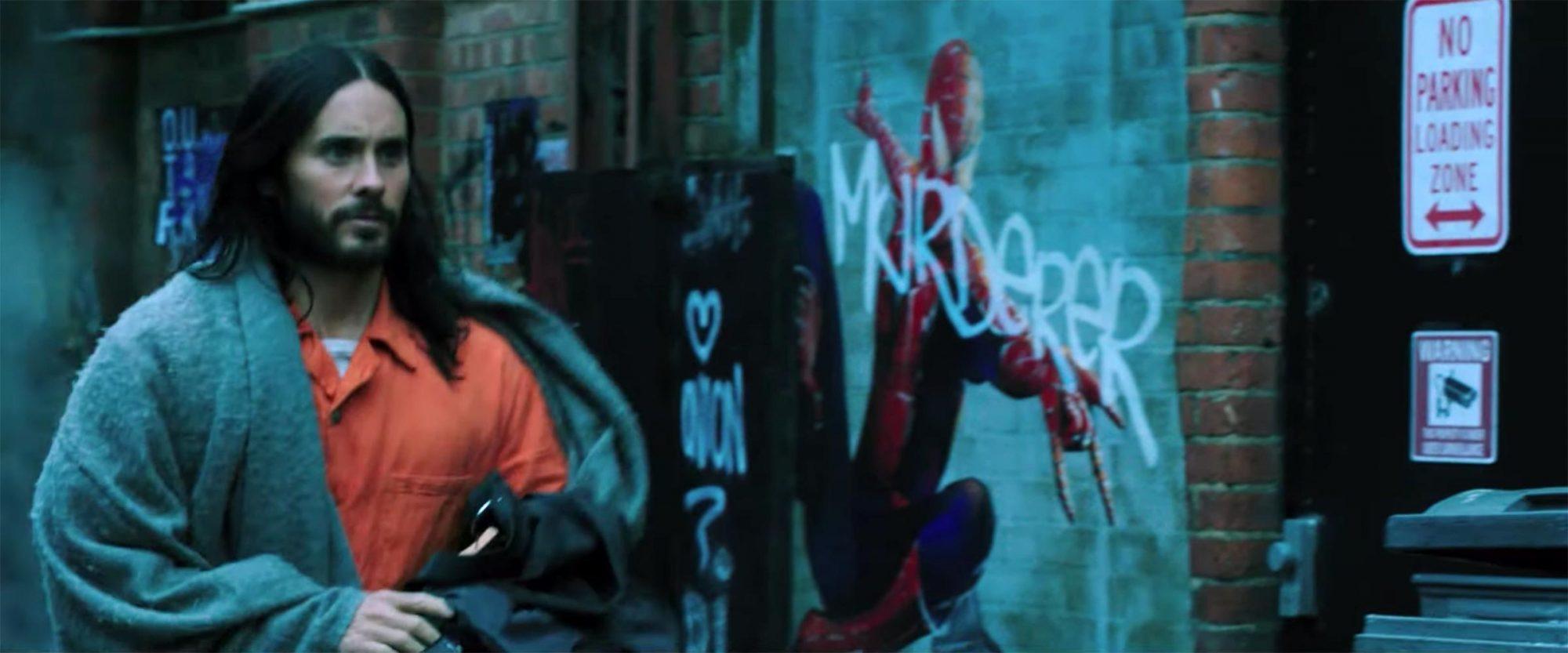 Morbius trailer turns Jared Leto into the Living Vampire | EW.com