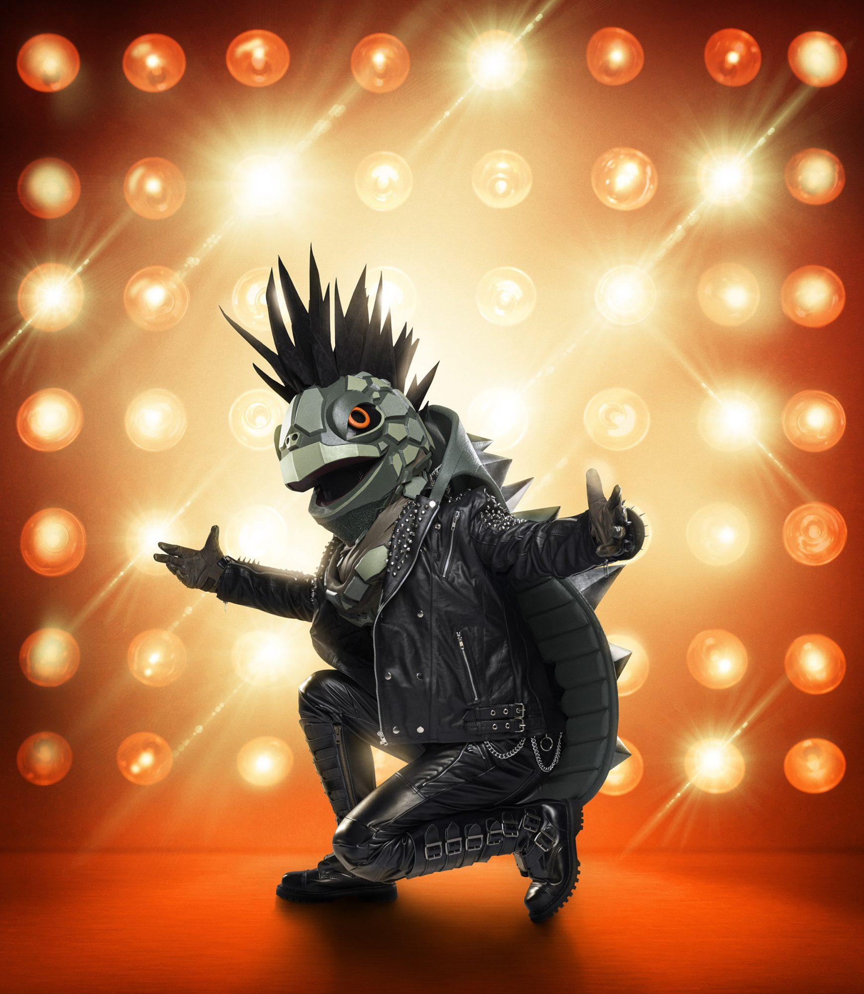 THE MASKED SINGER: The Turtle. CR: Michael Becker / FOX. © 2020 FOX MEDIA LLC.