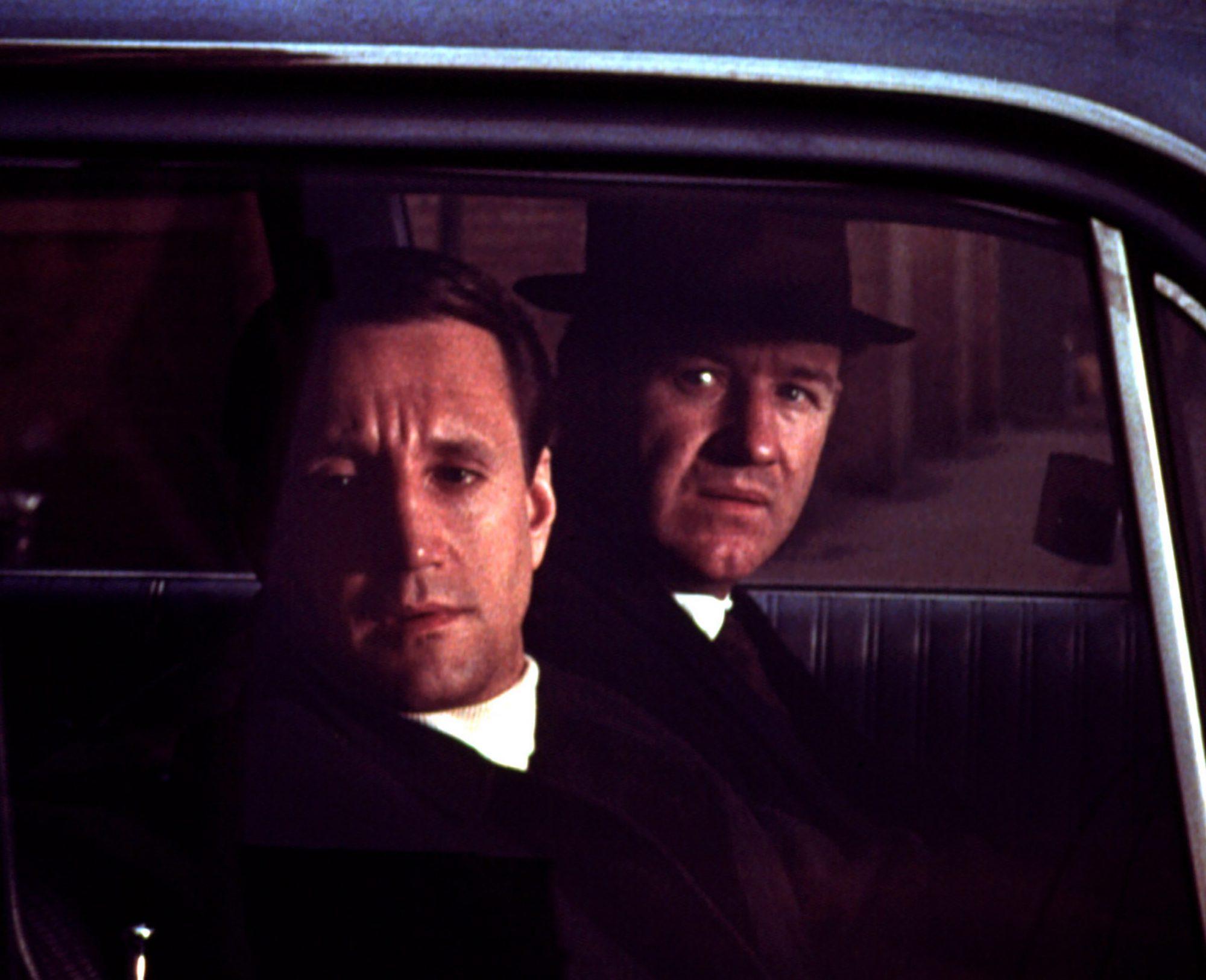 THE FRENCH CONNECTION, Roy Scheider, Gene Hackman, 1971. TM & Copyright (c) 20th Century Fox Film