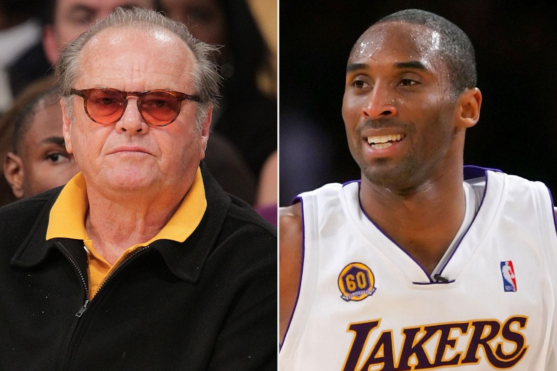 Jack Nicholson; Kobe Bryant