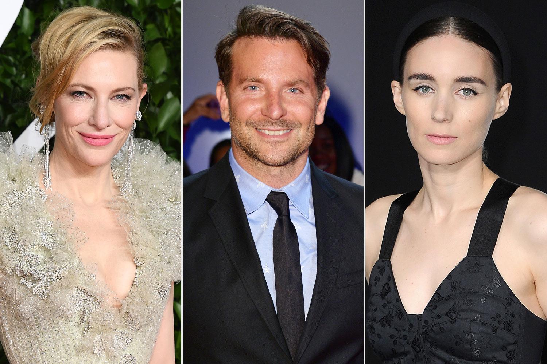 Cate Blanchett; Bradley Cooper; Rooney Mara