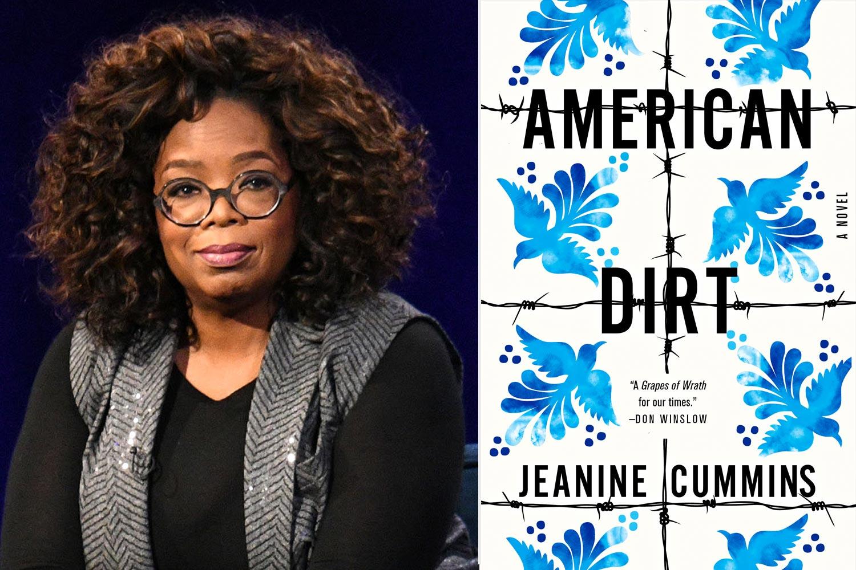 Oprah Winfrey; American Dirt