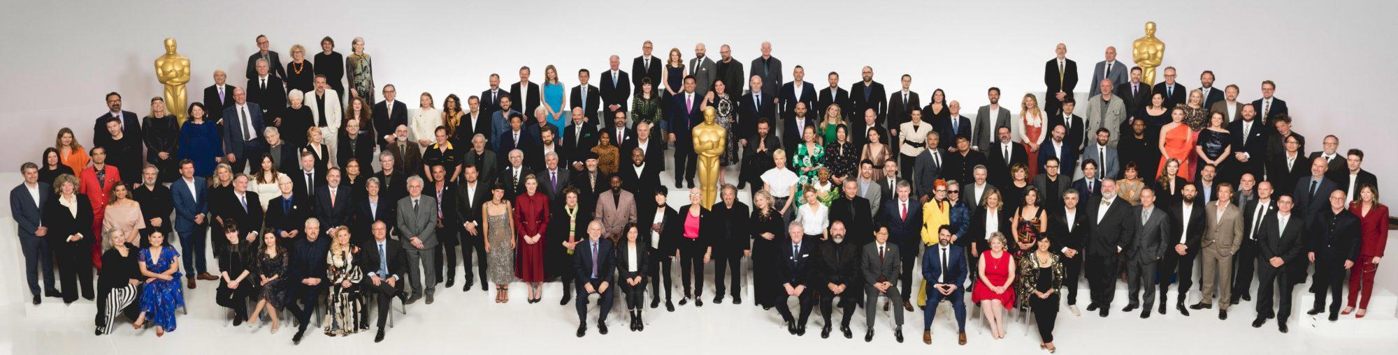 2020 Oscar Class Photo