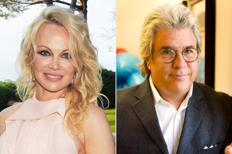Pamela Anderson / Jon Peters