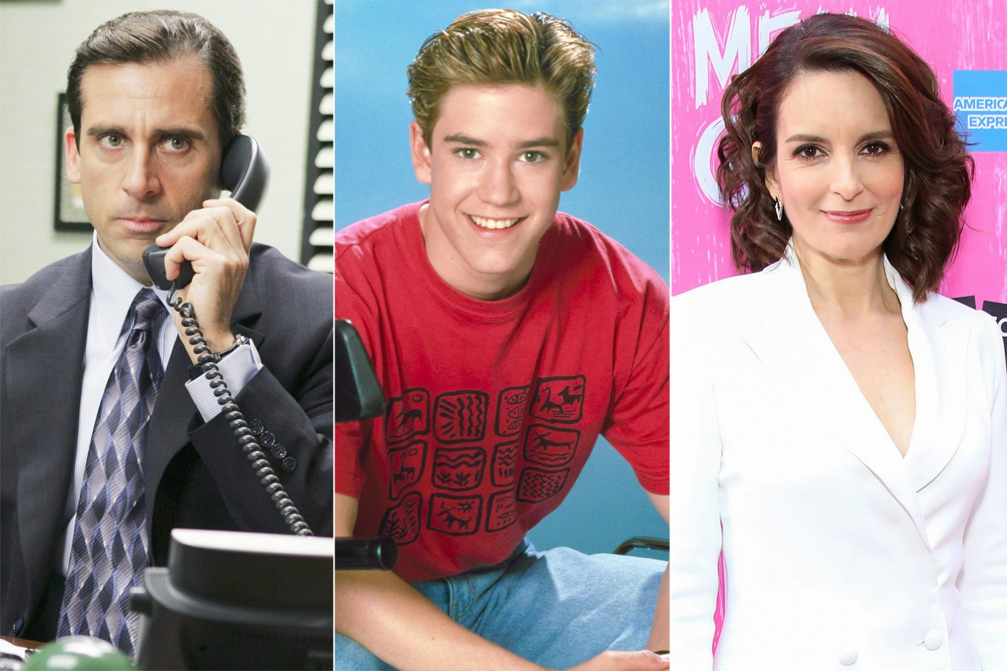 The Office / Saved By The Bell / Tina Fey