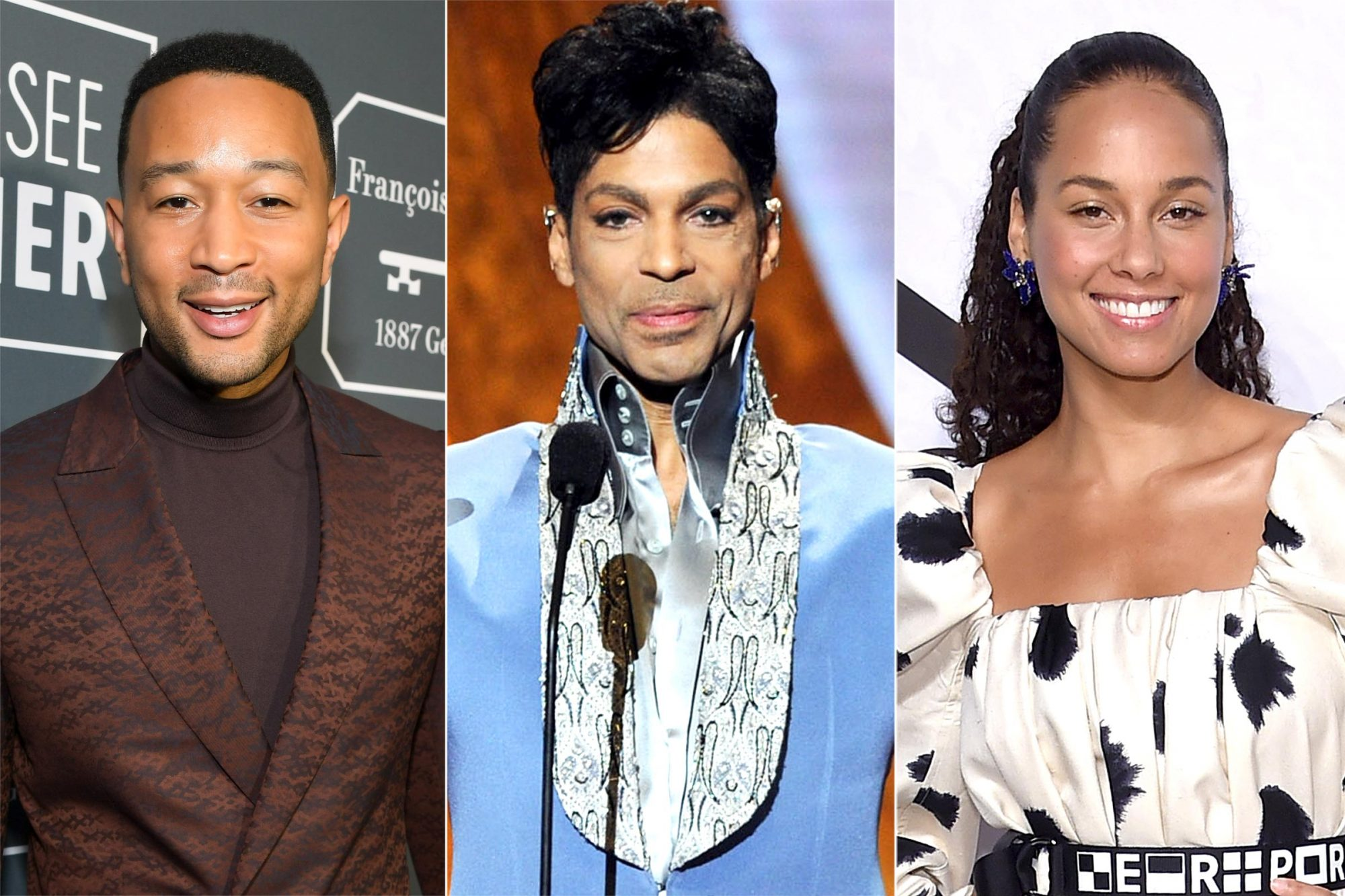John Legend / Prince / Alicia Keys
