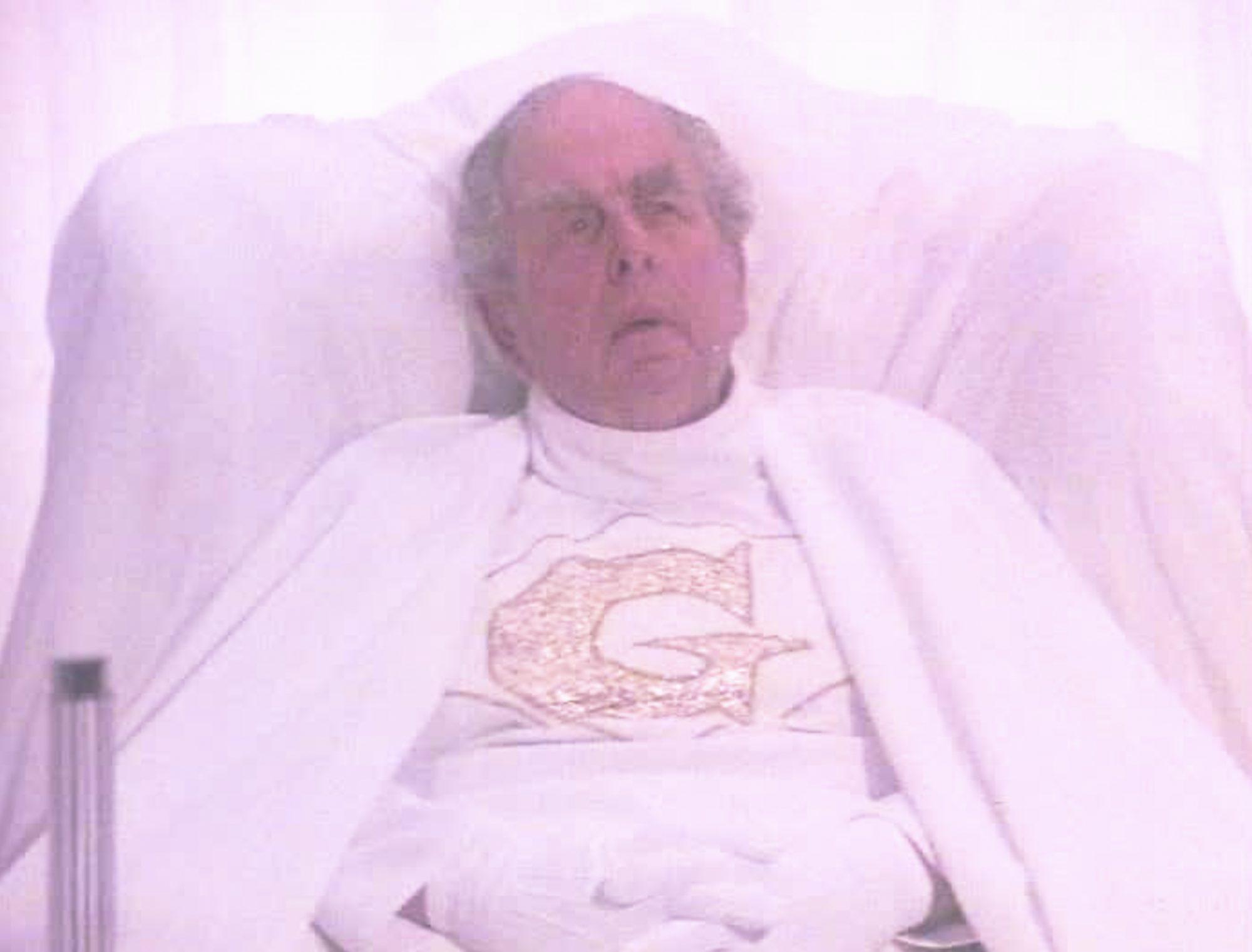 Second Time Lucky (1984) (screen grab)Robert Morley