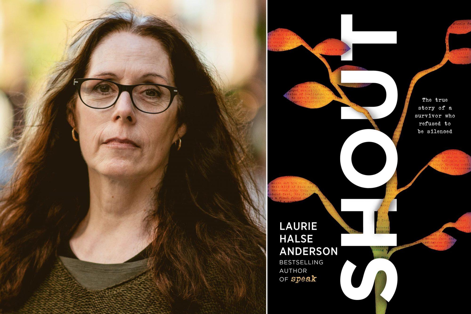 Laurie Halse Anderson / Shout