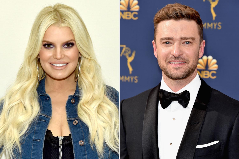 Jessica Simpson; Justin Timberlake