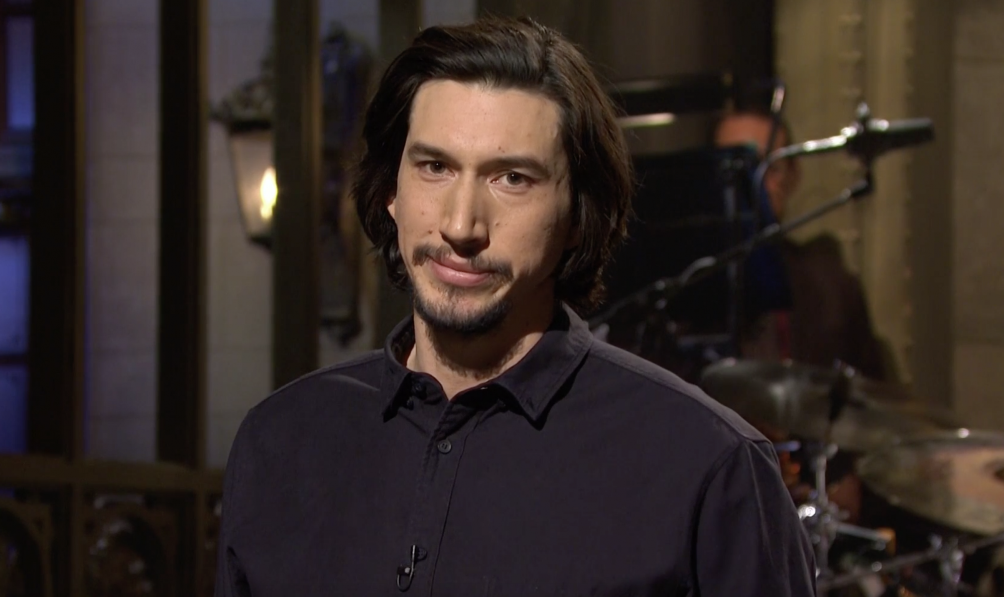 Adam Driver hosts 'SNL'