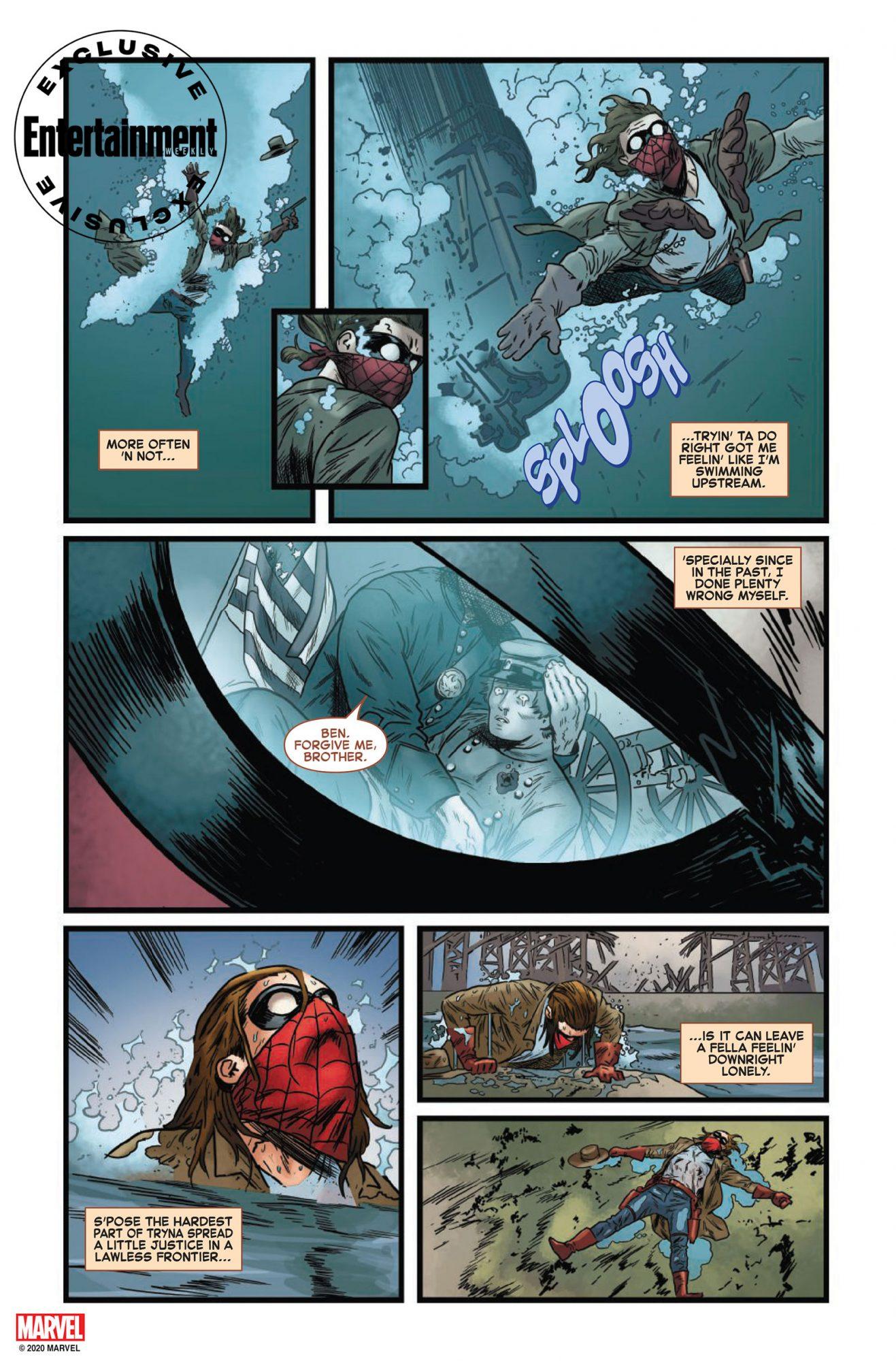 Spider-Verse (2019-) #4 (of 6) by Taran Killam