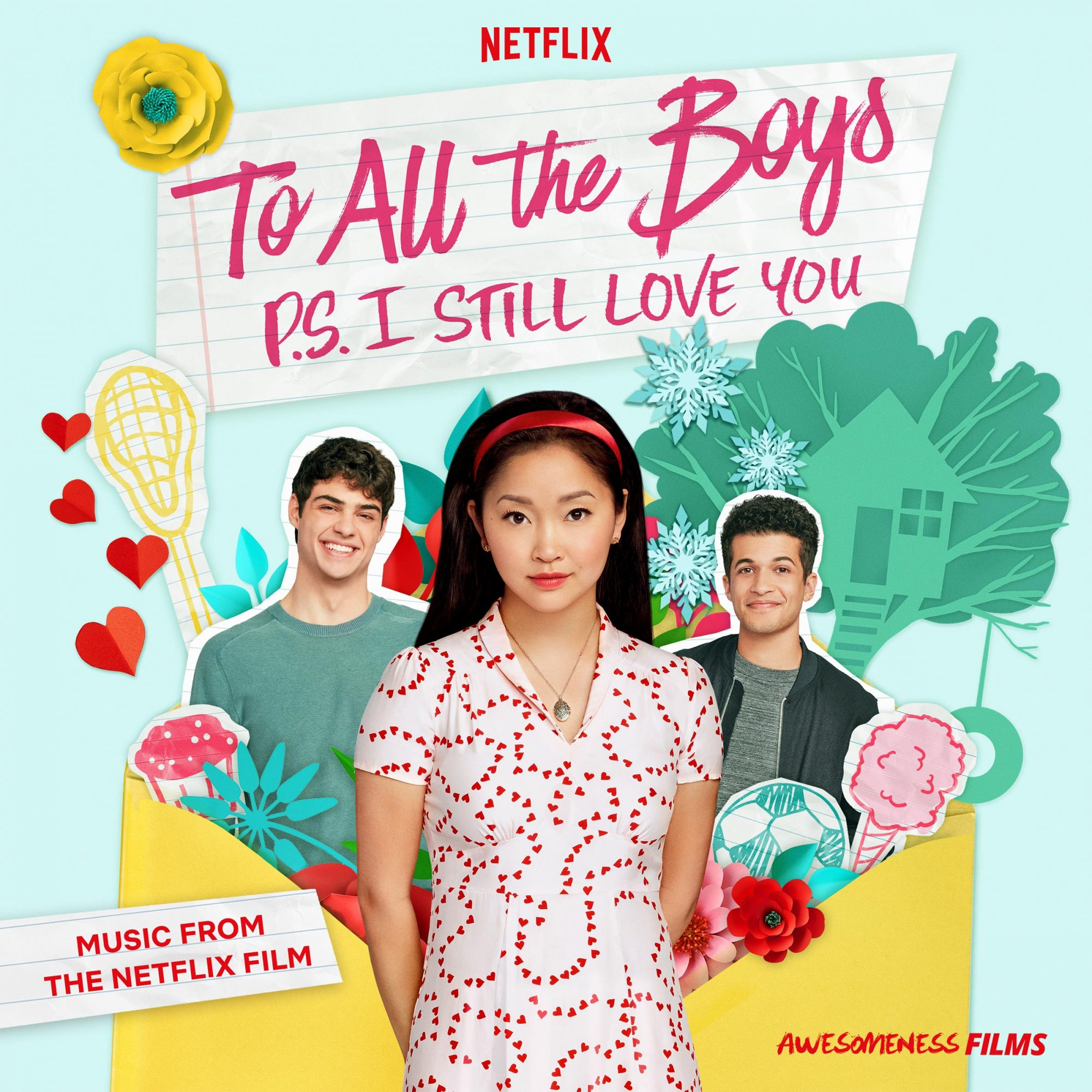 To All The Boys P.S. I Still Love You