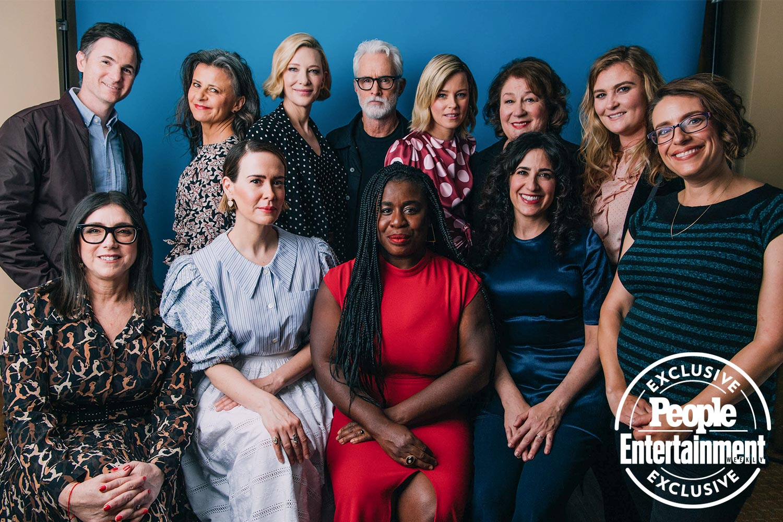 Cast of Mrs. America