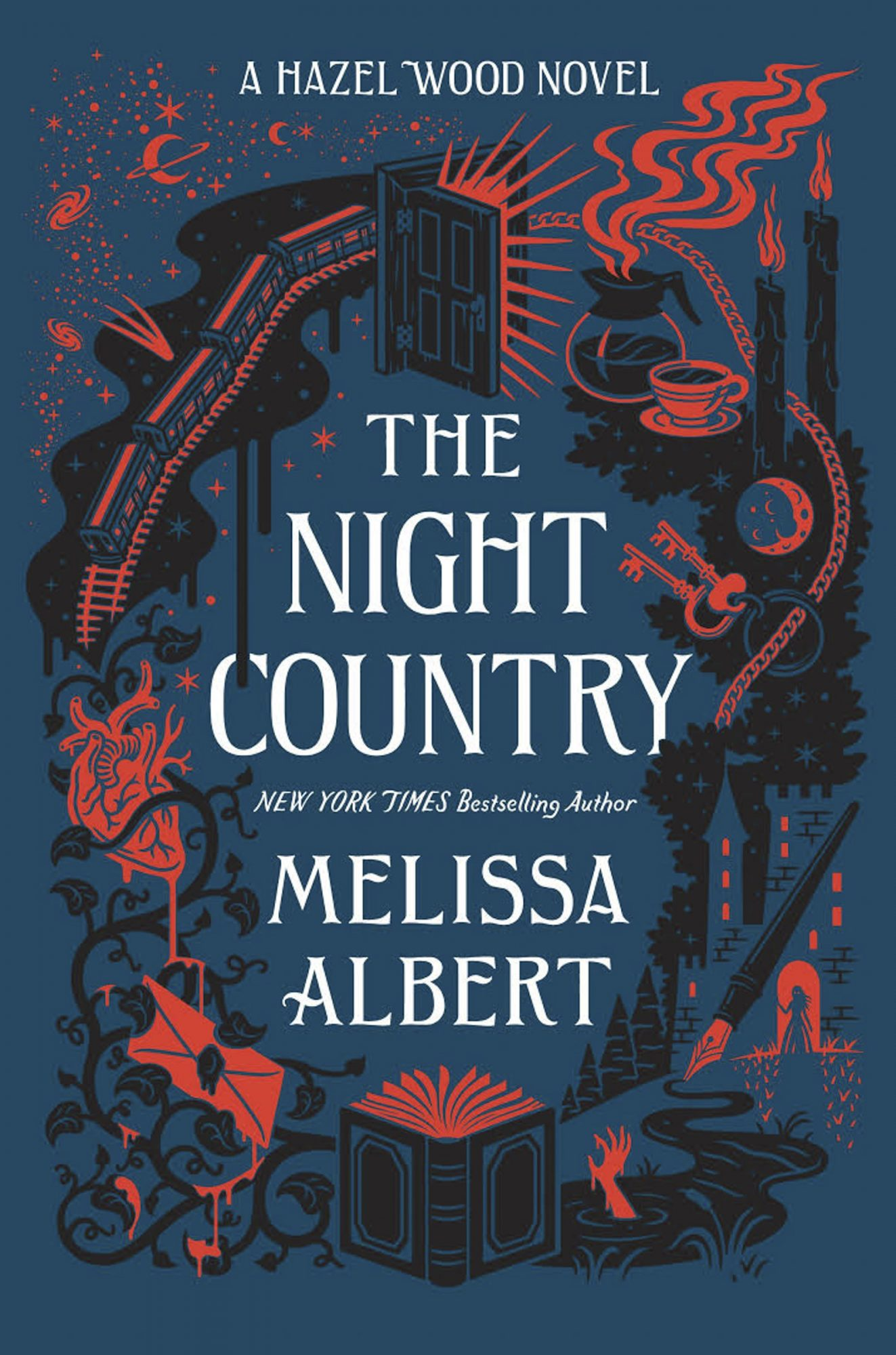 The Night Country by Melissa AlbertCR: Flatiron Books
