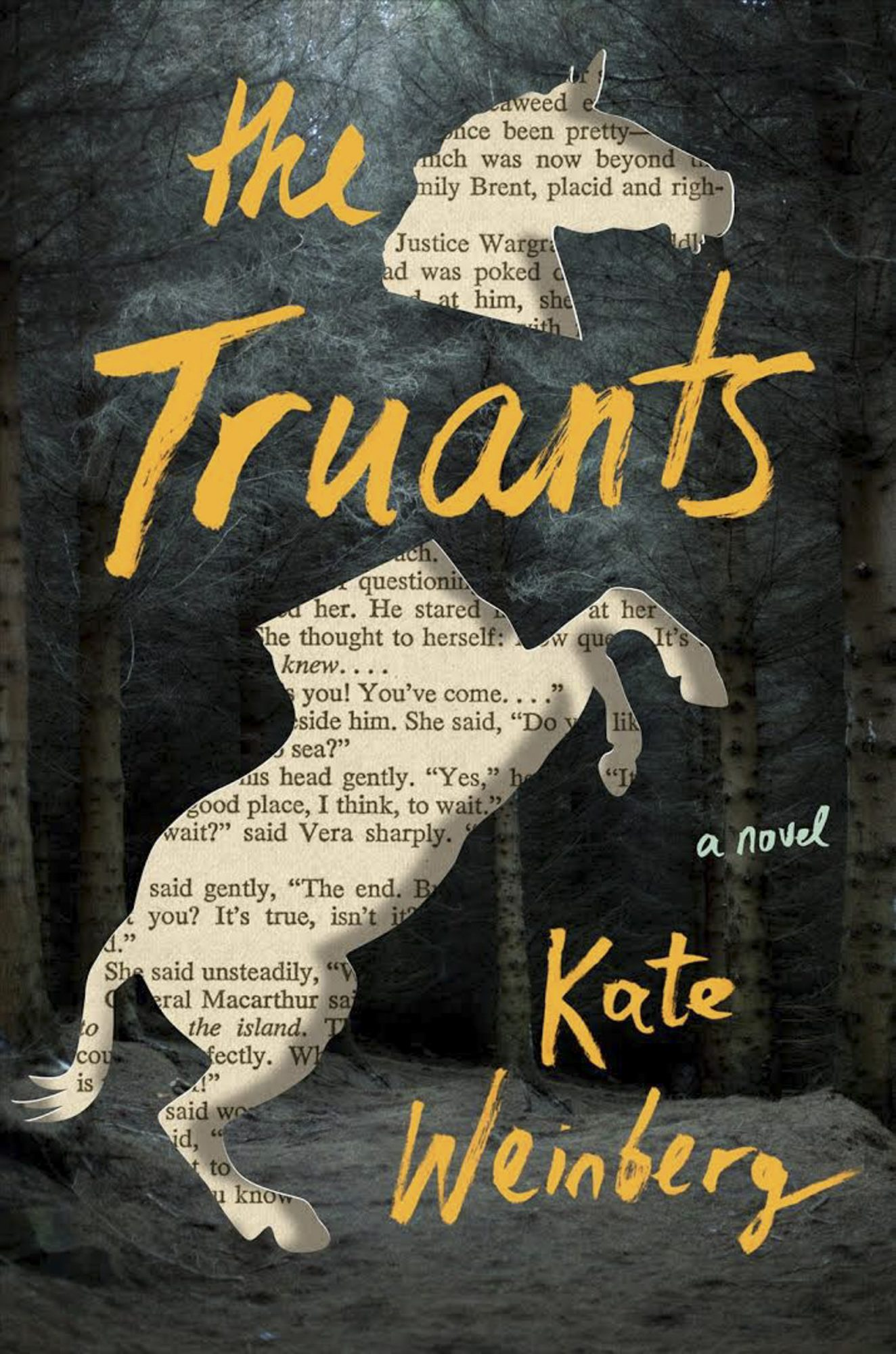 The Truants by Kate WeinbergCR: Penguin